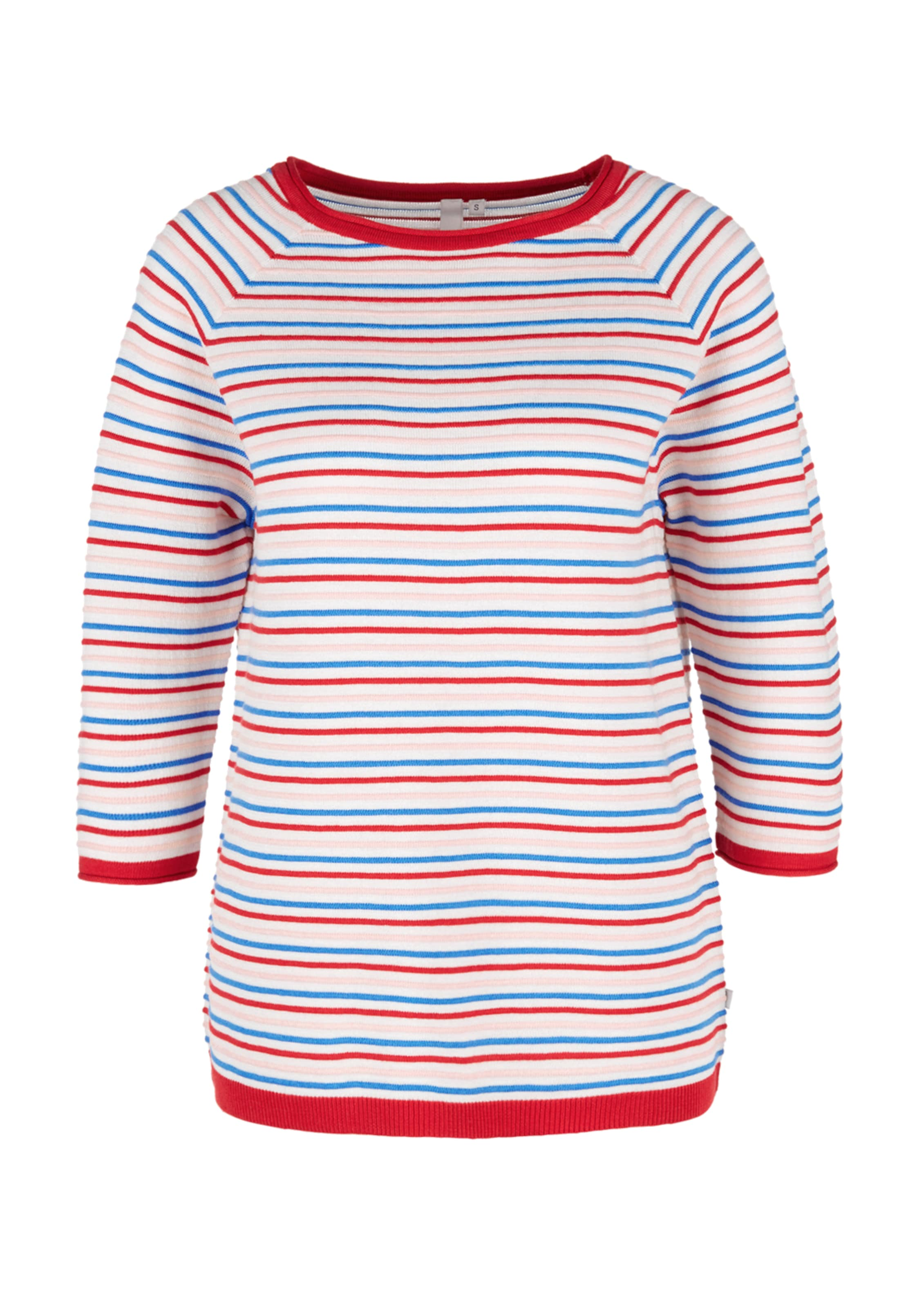 s Designed HellblauAltrosa Weiß Rot Q In Pullover By FJl15K3uTc