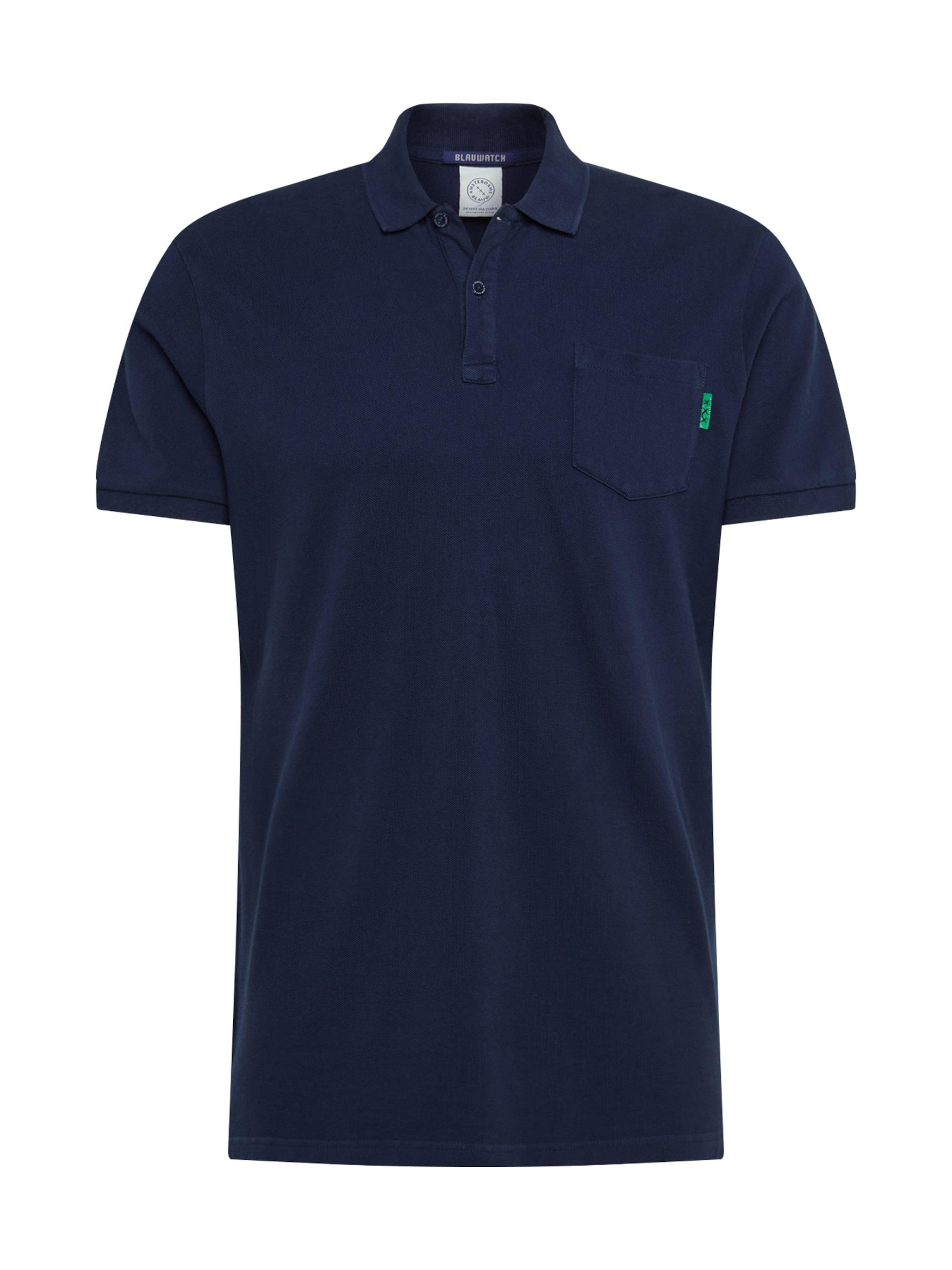 Soda shirt Vert Foncé Dyed' Scotchamp; En T 'blauw Garment f76yvYbg