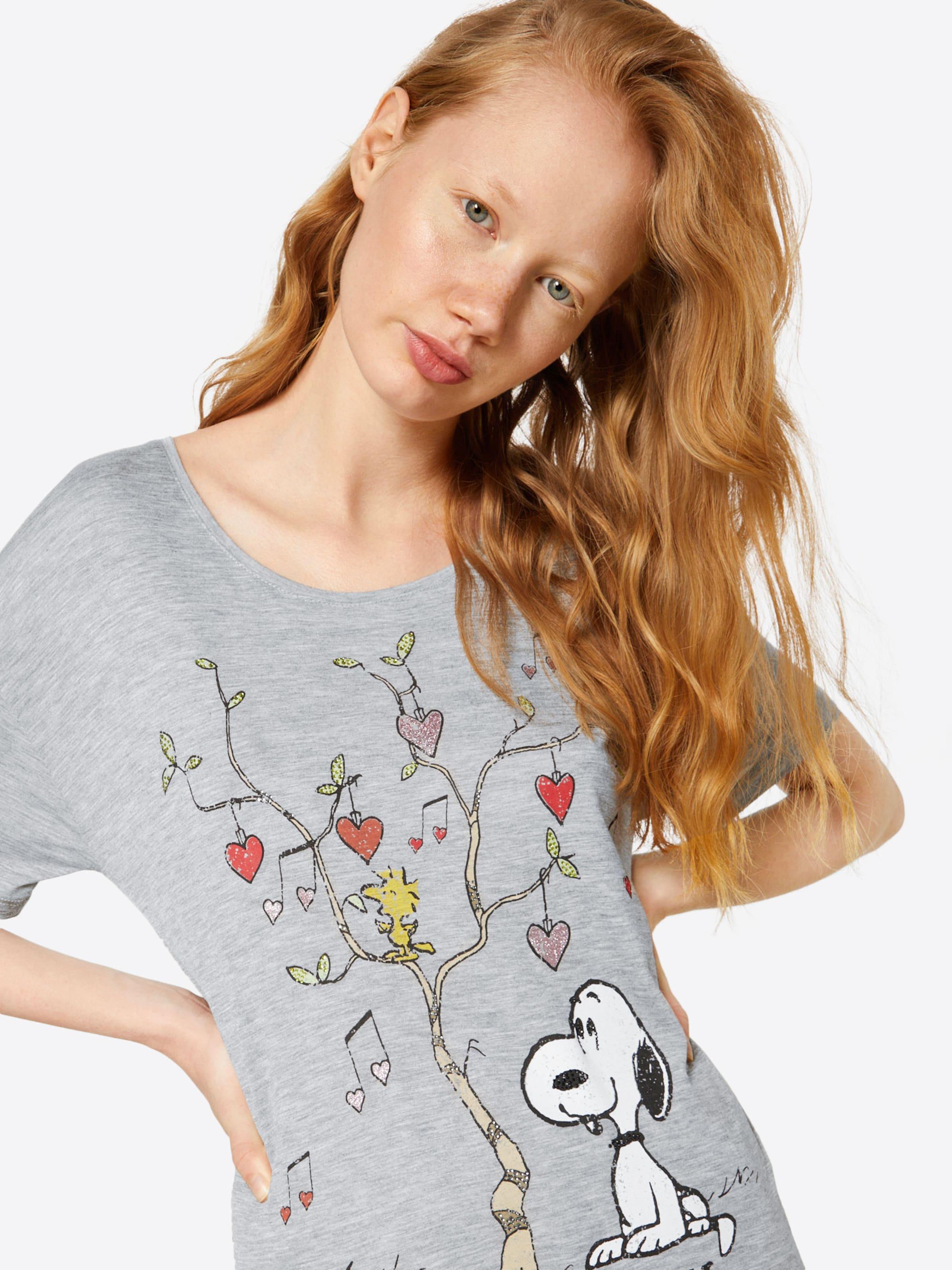 shirt Gris Hollywood En T Goes Princess b6vyYfg7