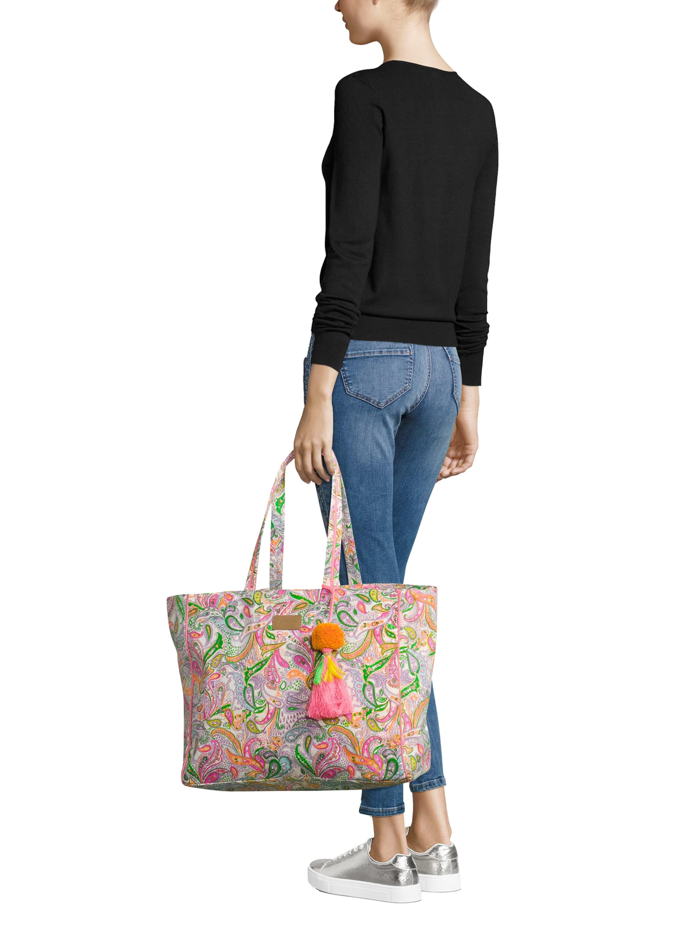 De Couleurs Cabas Shopper' En 'paisley Codello VioletMélange Ybyfg76v