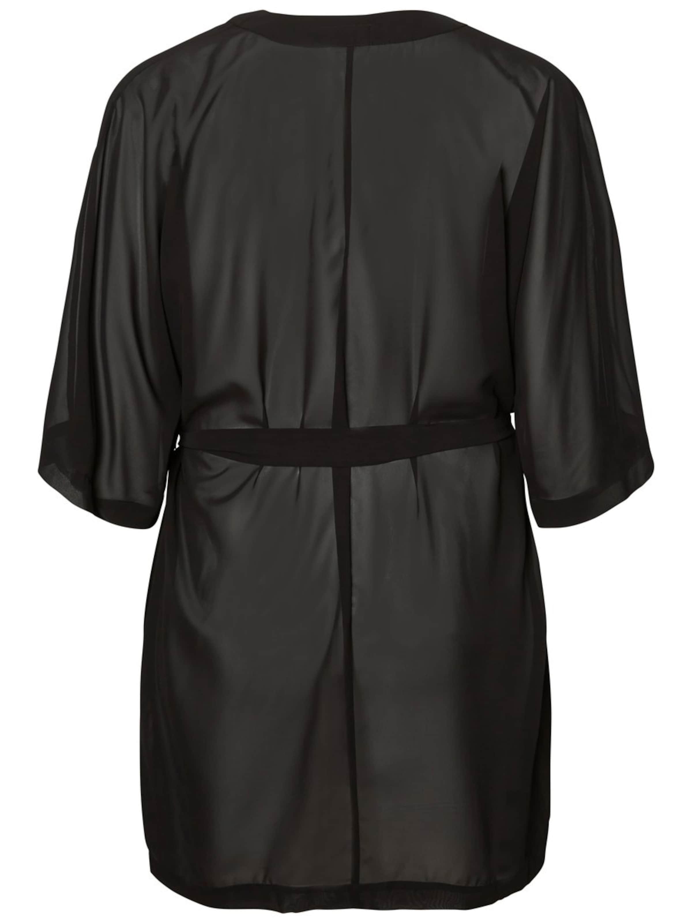 En Junarose Noir Junarose Kimono Kimono En Junarose Noir Kimono nwP08Ok