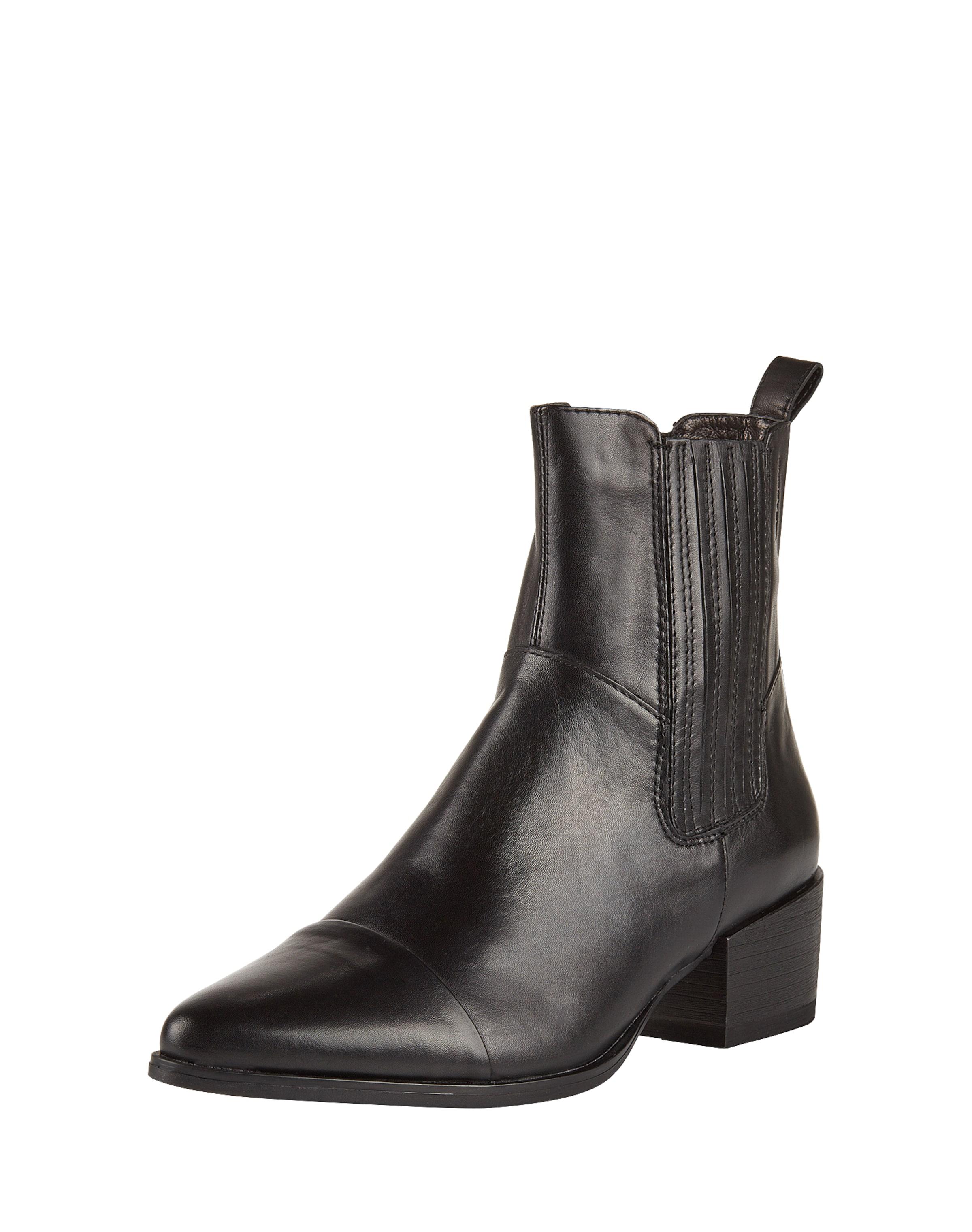 Boots En Noir Chelsea Vagabond Shoemakers HYbIEWeD29
