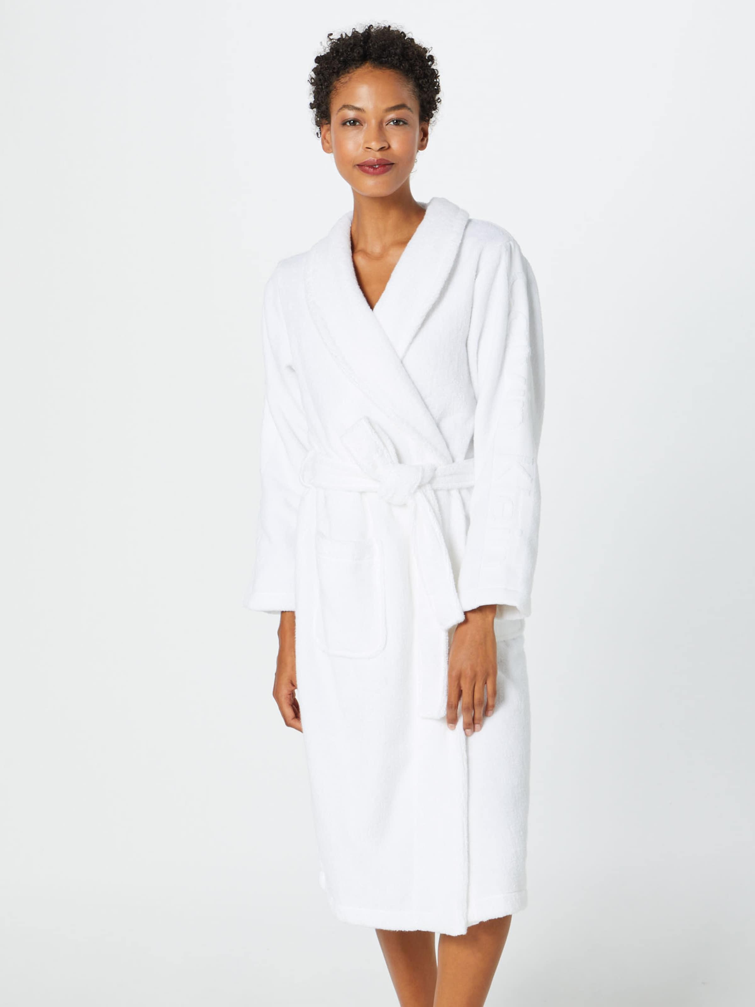 Calvin Klein Weiß Underwear In Bademantel 'robe' LSjqUzMGVp