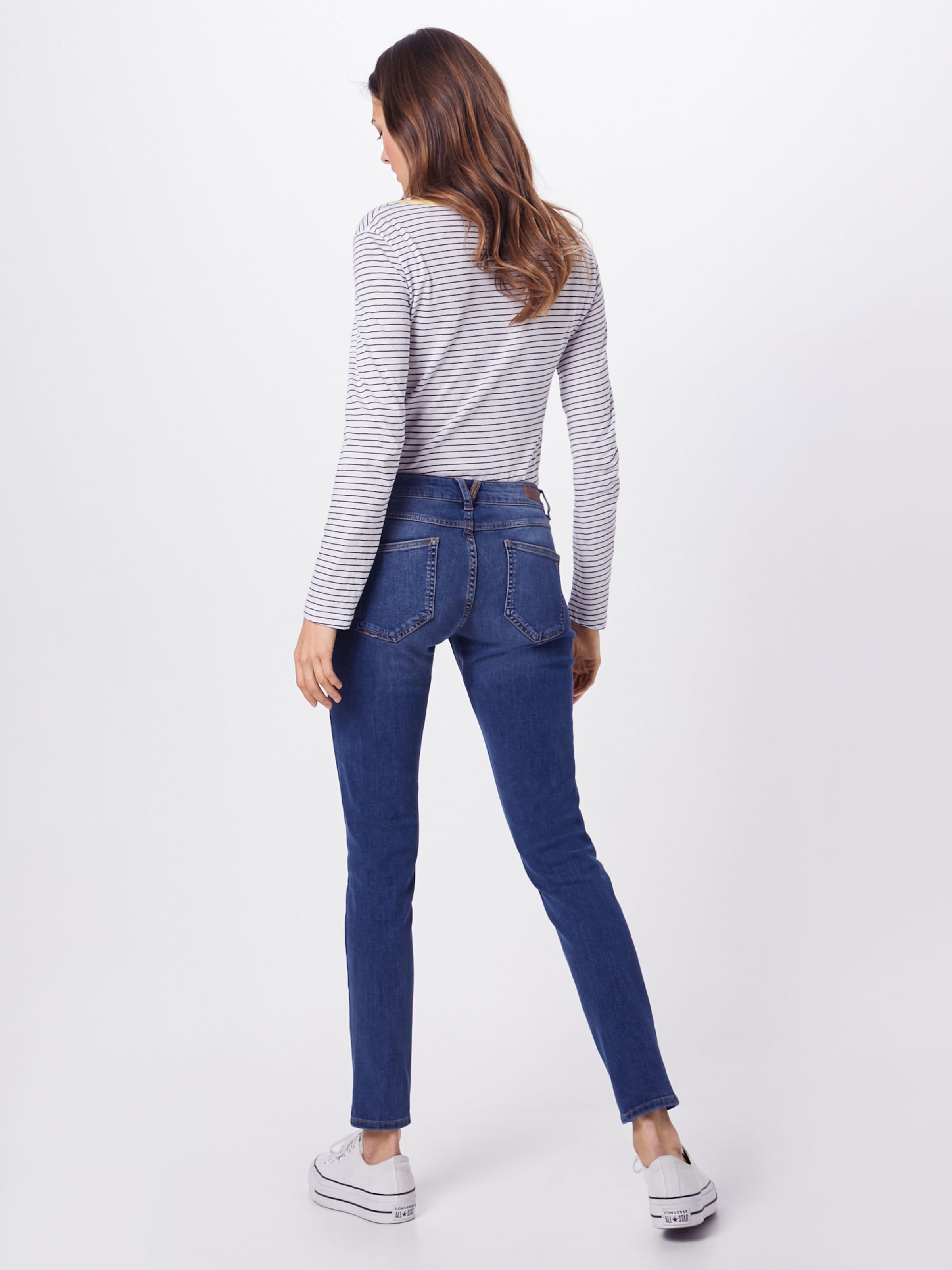 S oliver Bleu Superskinny' Denim Red Label Jean 'shape En kXZOPiu