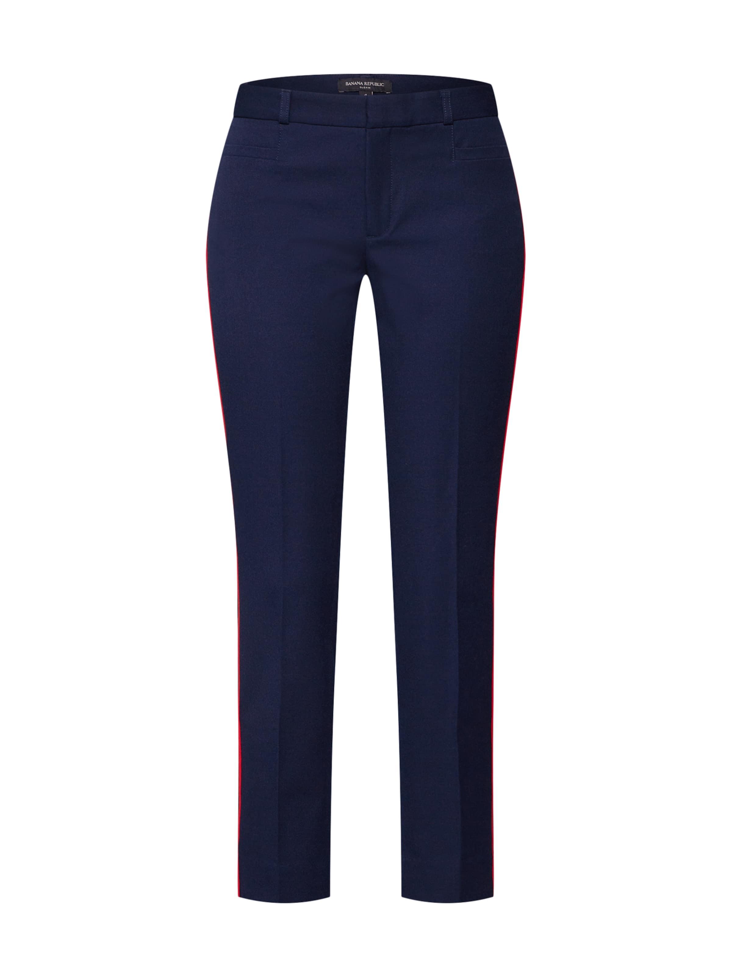 Bleu Banana En 'sloan Pantalon Marine Piping' Republic Sportif Contrast v0mw8ONn