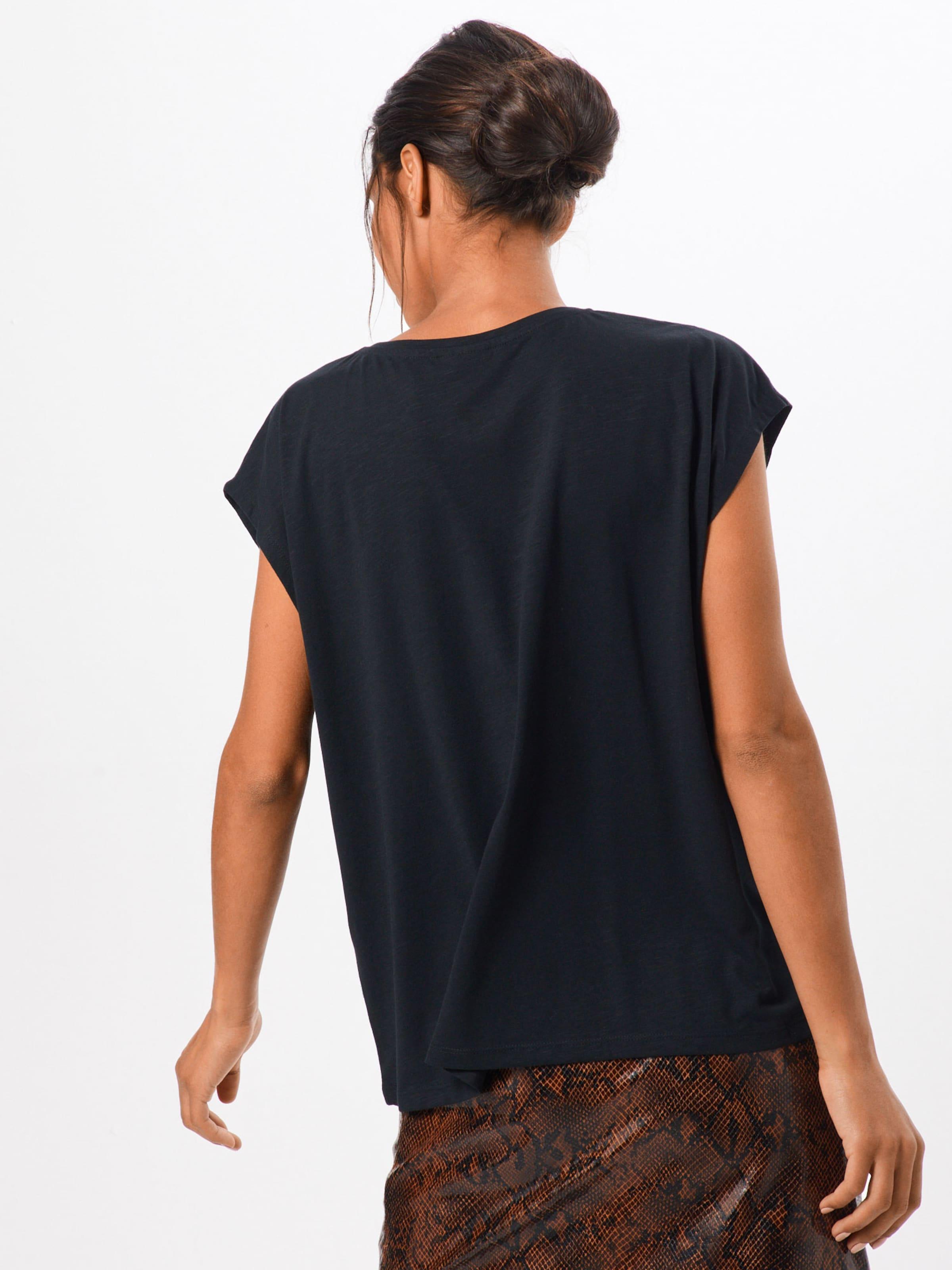 May Noisy GrisChiné T En shirt 'nmmathilde' qcAj34L5R