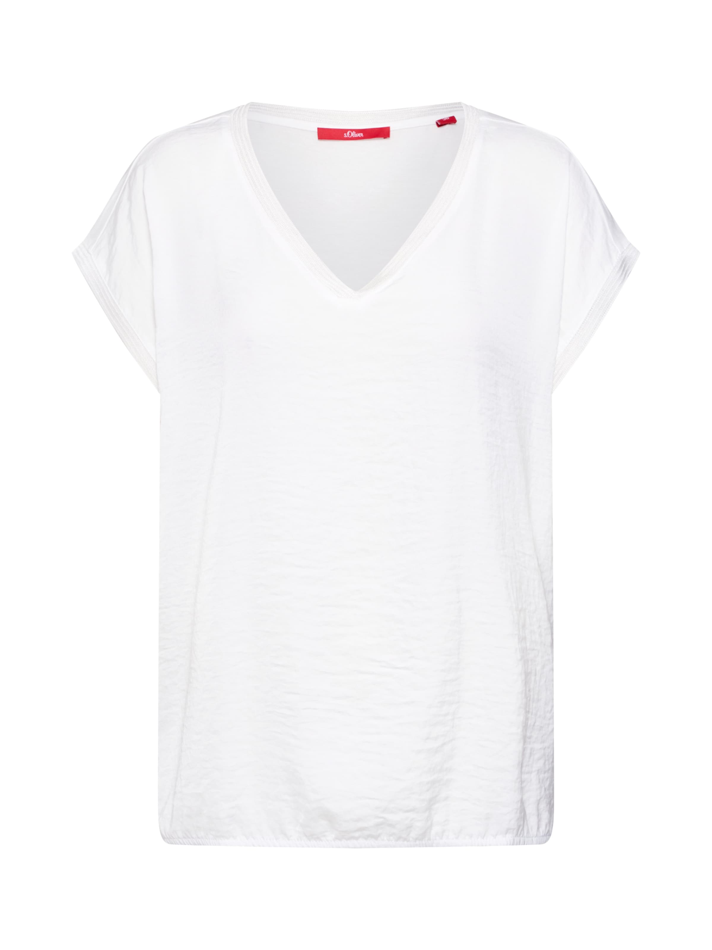 Red Label T shirt S Crème oliver En w8nkXPN0O