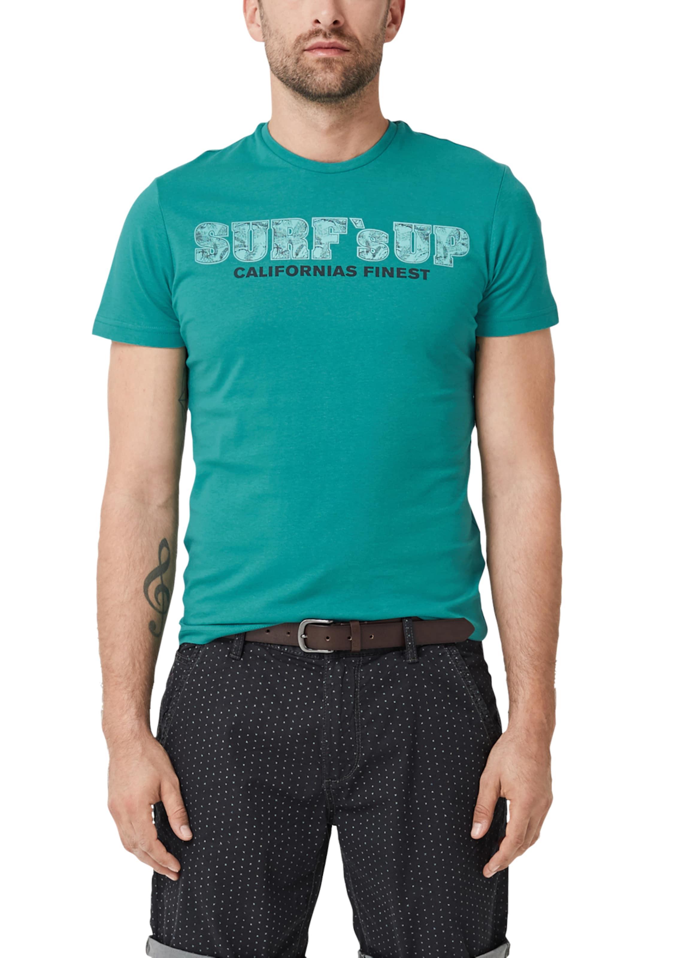 S Himmelblau Shirt oliver Label Red In QrCdBoWeEx