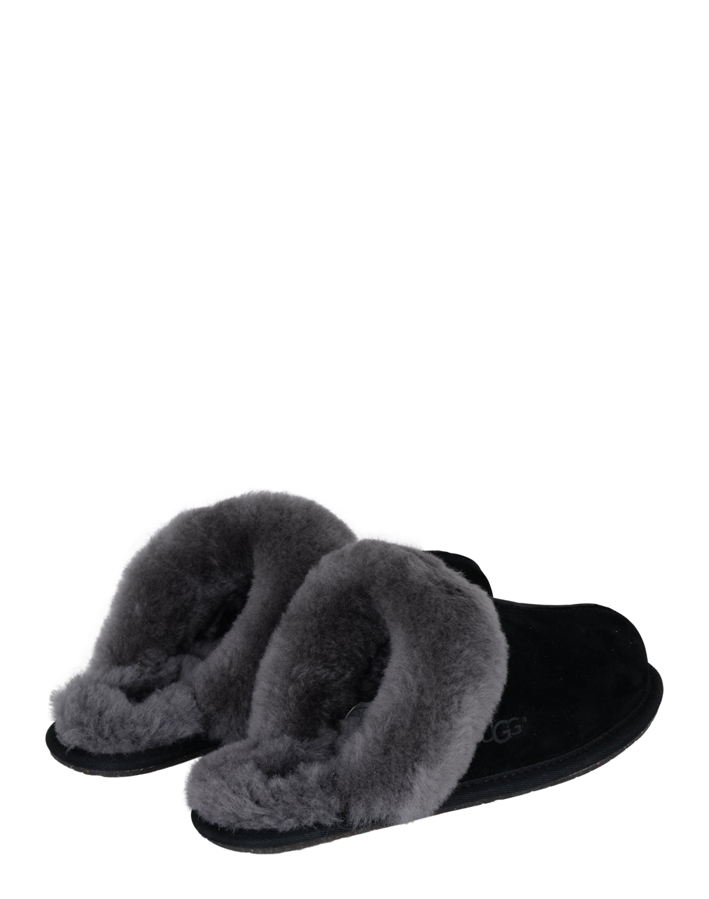 'scuffette' 'scuffette' En Pantoufle Pantoufle En Noir Ugg Ugg Noir Ajc543RLq