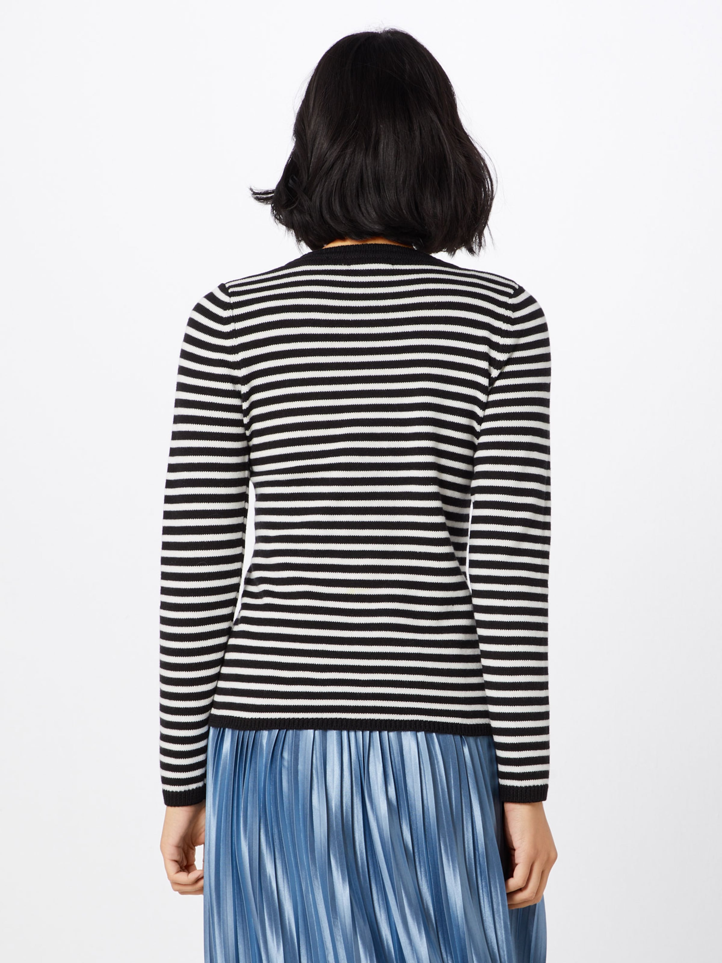 Pull En NoirBlanc New over Look kwXNnPZ80O