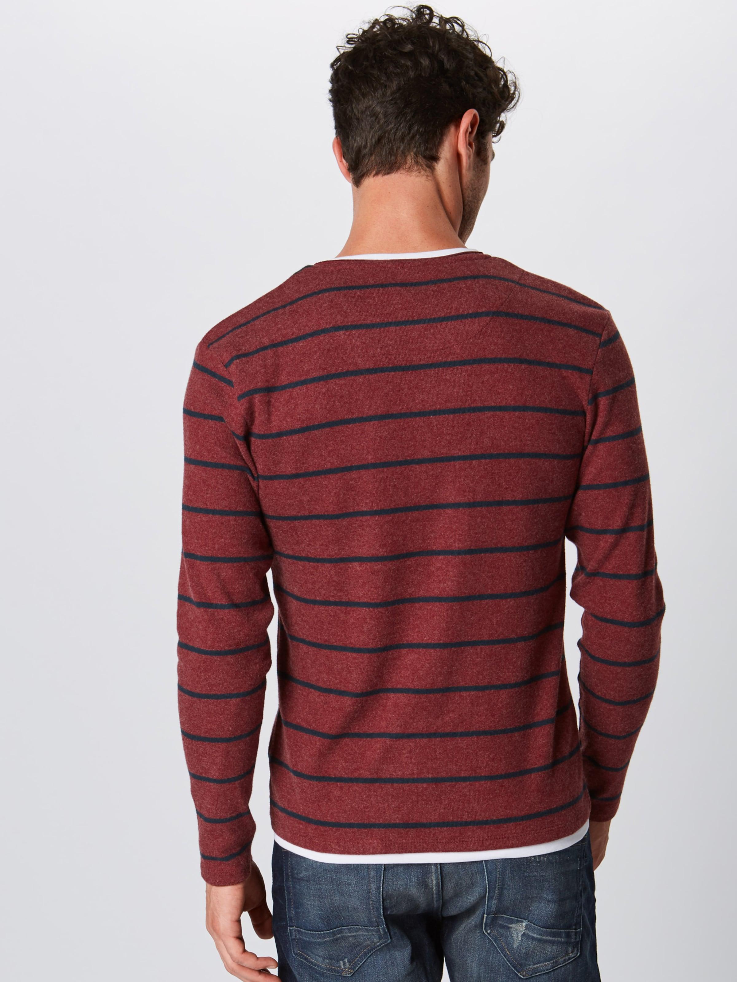 Sweat shirt Largo Orlando Round' Key 'msw En Bordeaux VqUzMpGLS