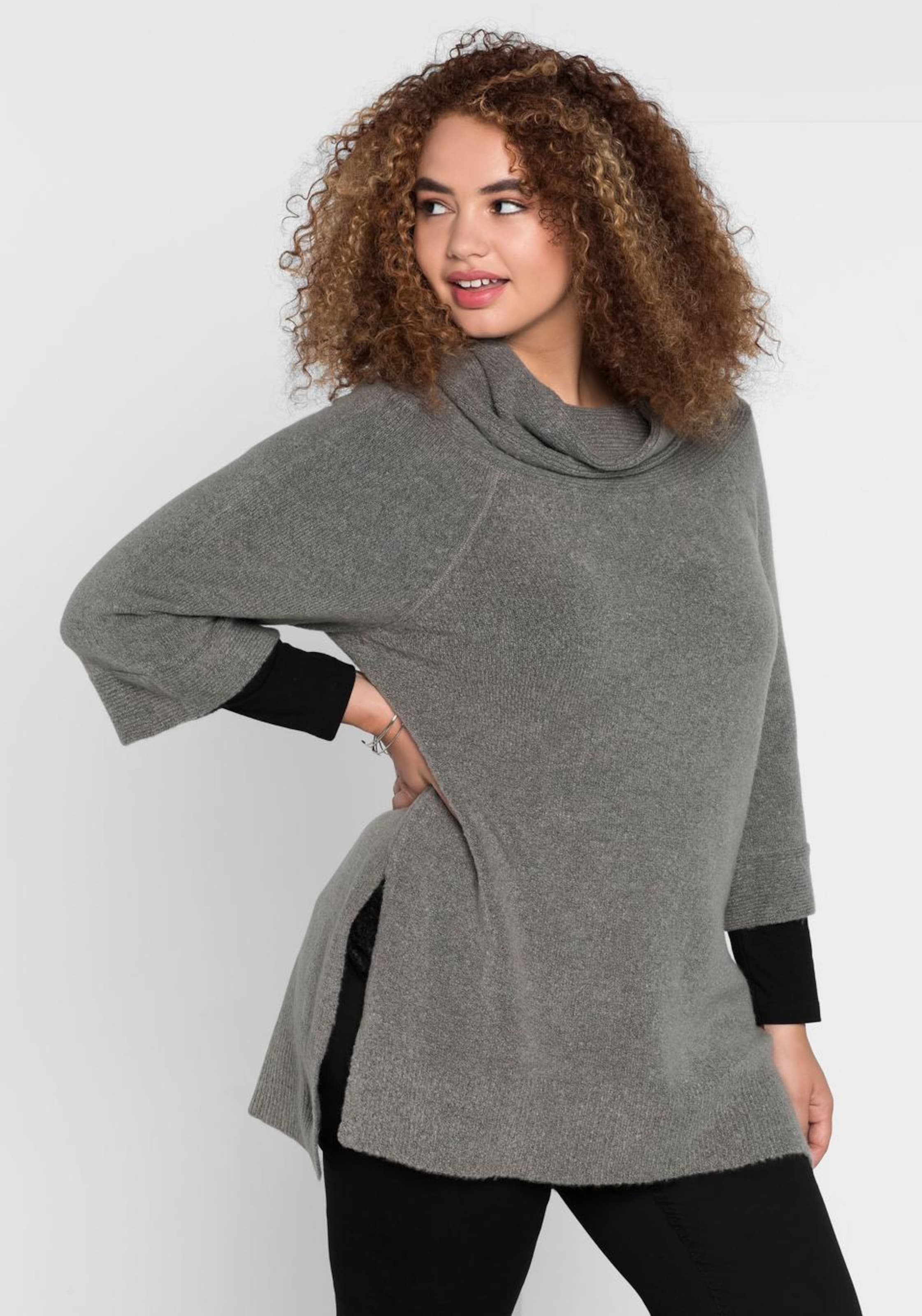 Stone In Casual Pullover Pullover Sheego In Casual Sheego Stone DW2HIE9