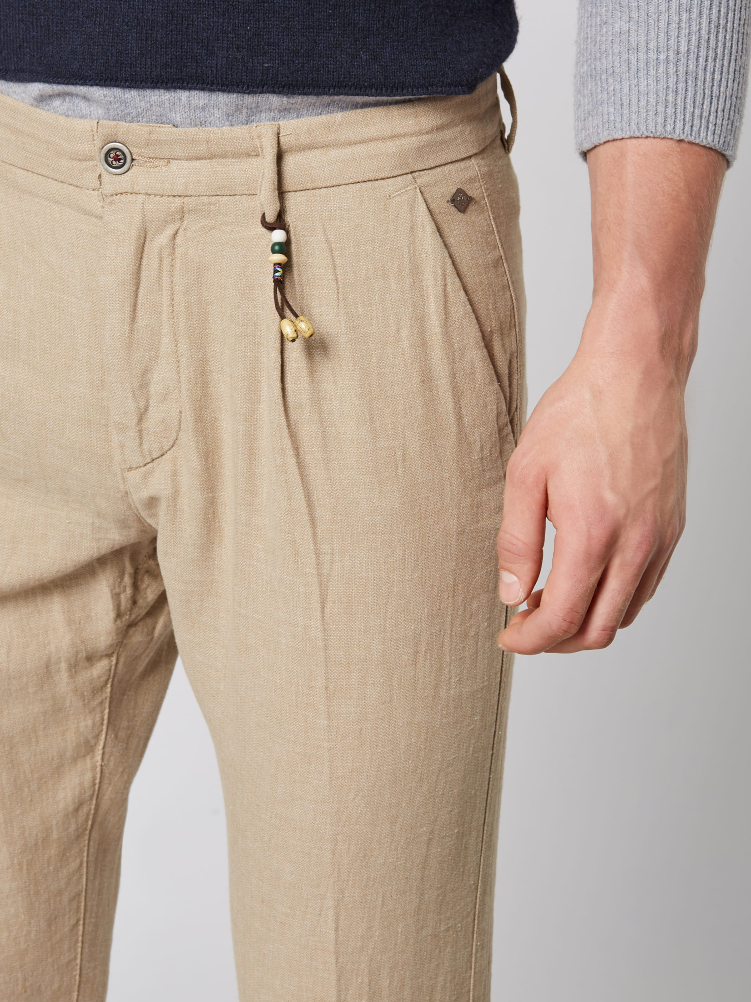 Chino BeigeNoisette En Jones Pantalon Jackamp; 'milton' O80kXnwP