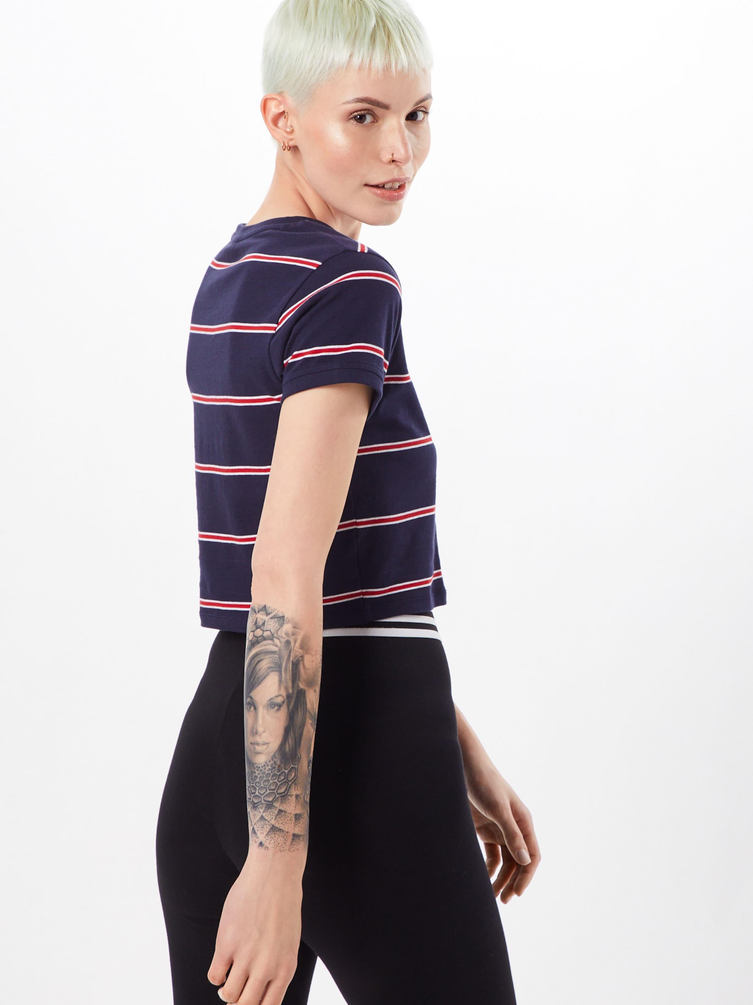 T shirt BleuRouge Urban En Classics srtdCQh