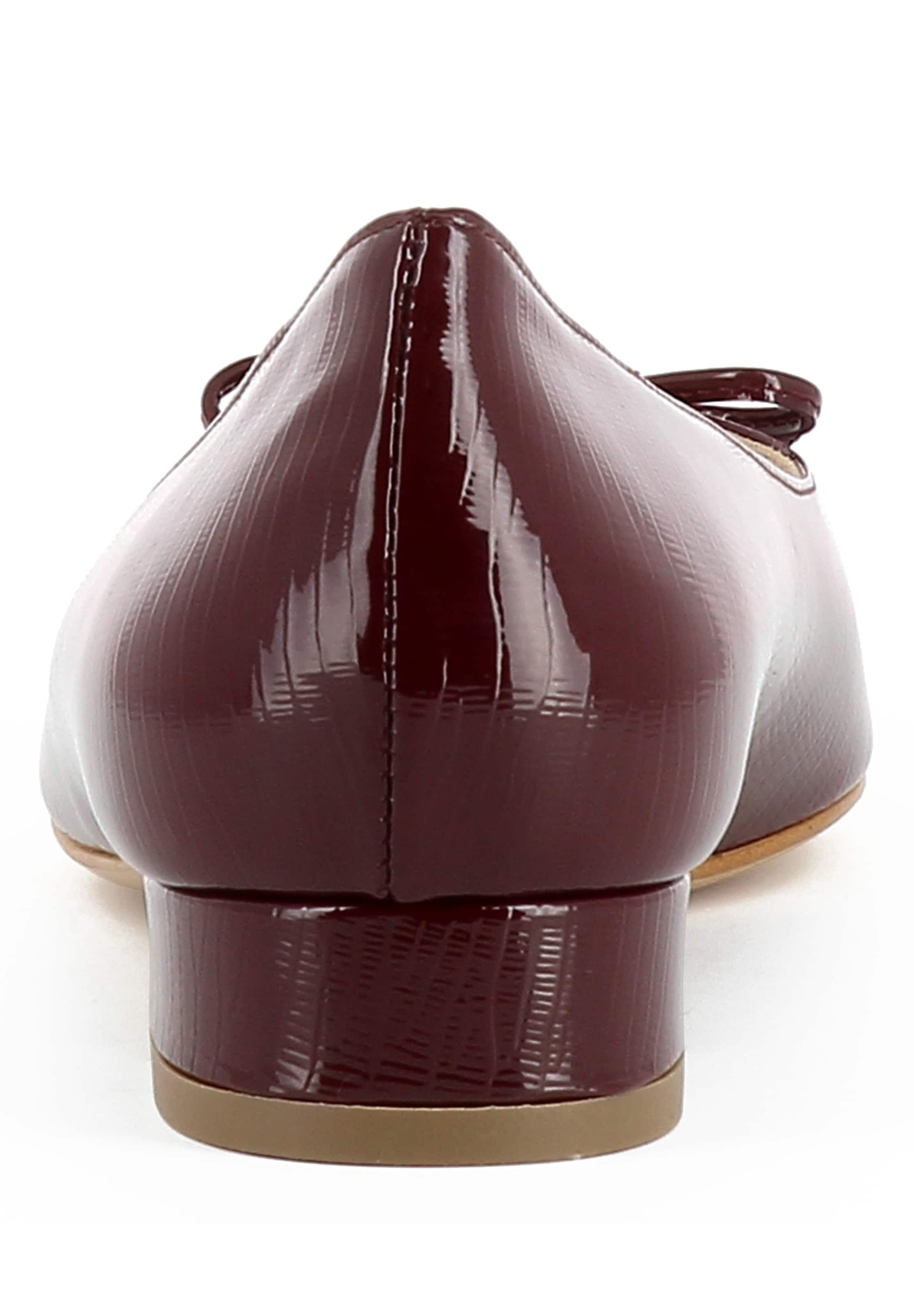 Evita Escarpins Evita Bordeaux En Escarpins WH9IDE2