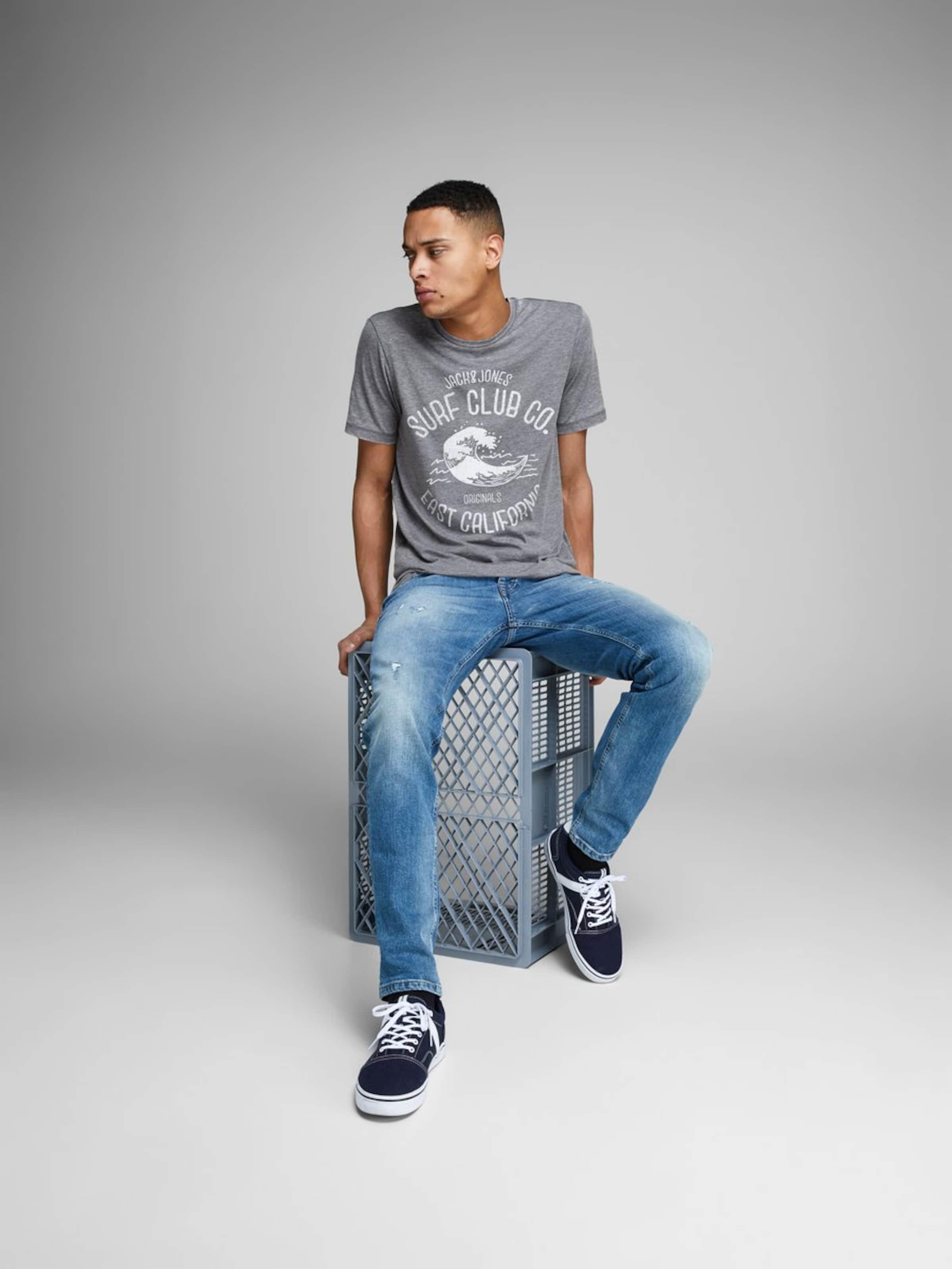 En Bleu T Jackamp; Jones shirt PXOlwuZiTk