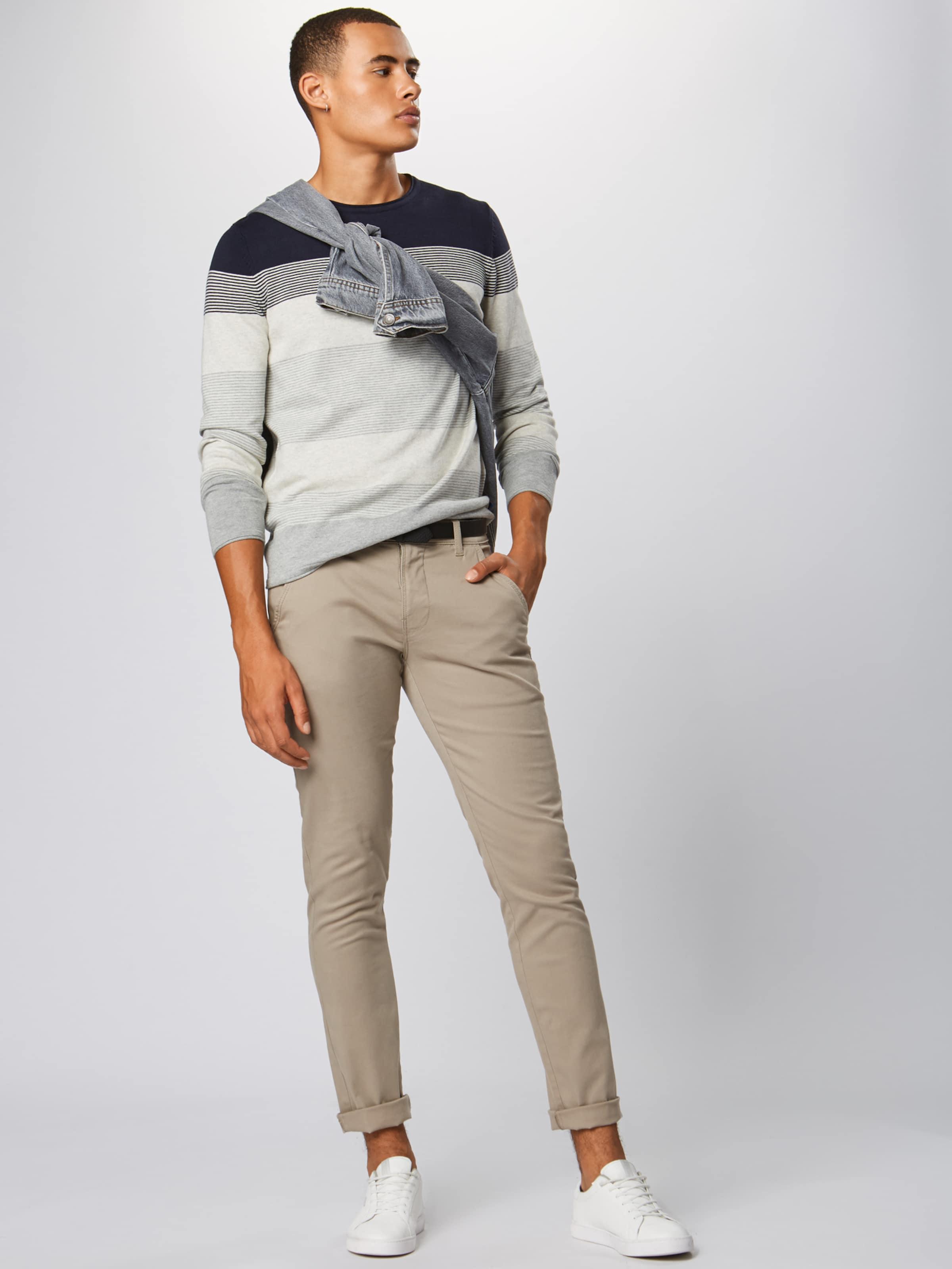 En By over Bleu Edc Pull MarineNoir Blanc Esprit rWdCoeBQx