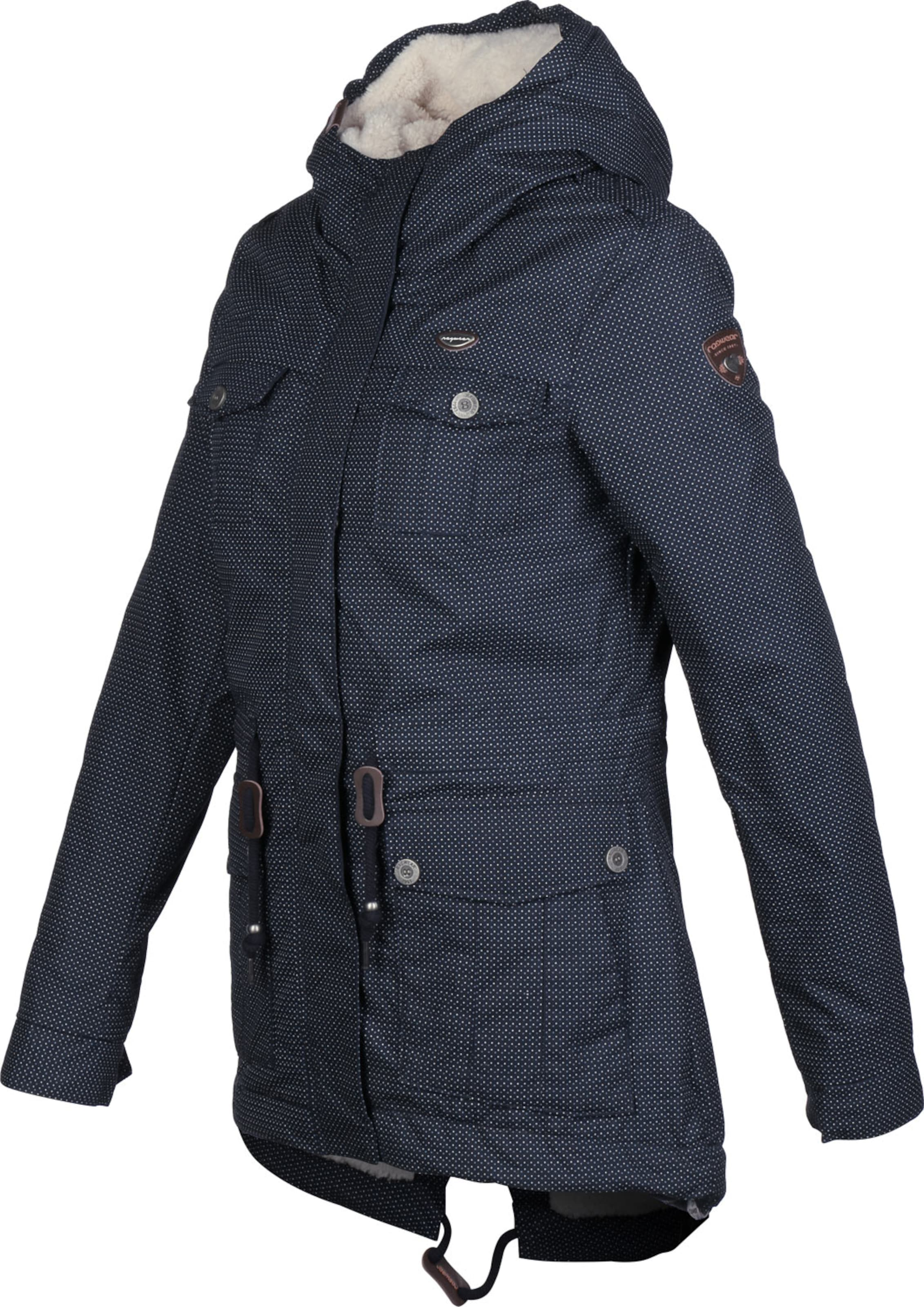 Jacke In NavyWei Ragwear 'laika Minidots' 7Ib6gyYfv