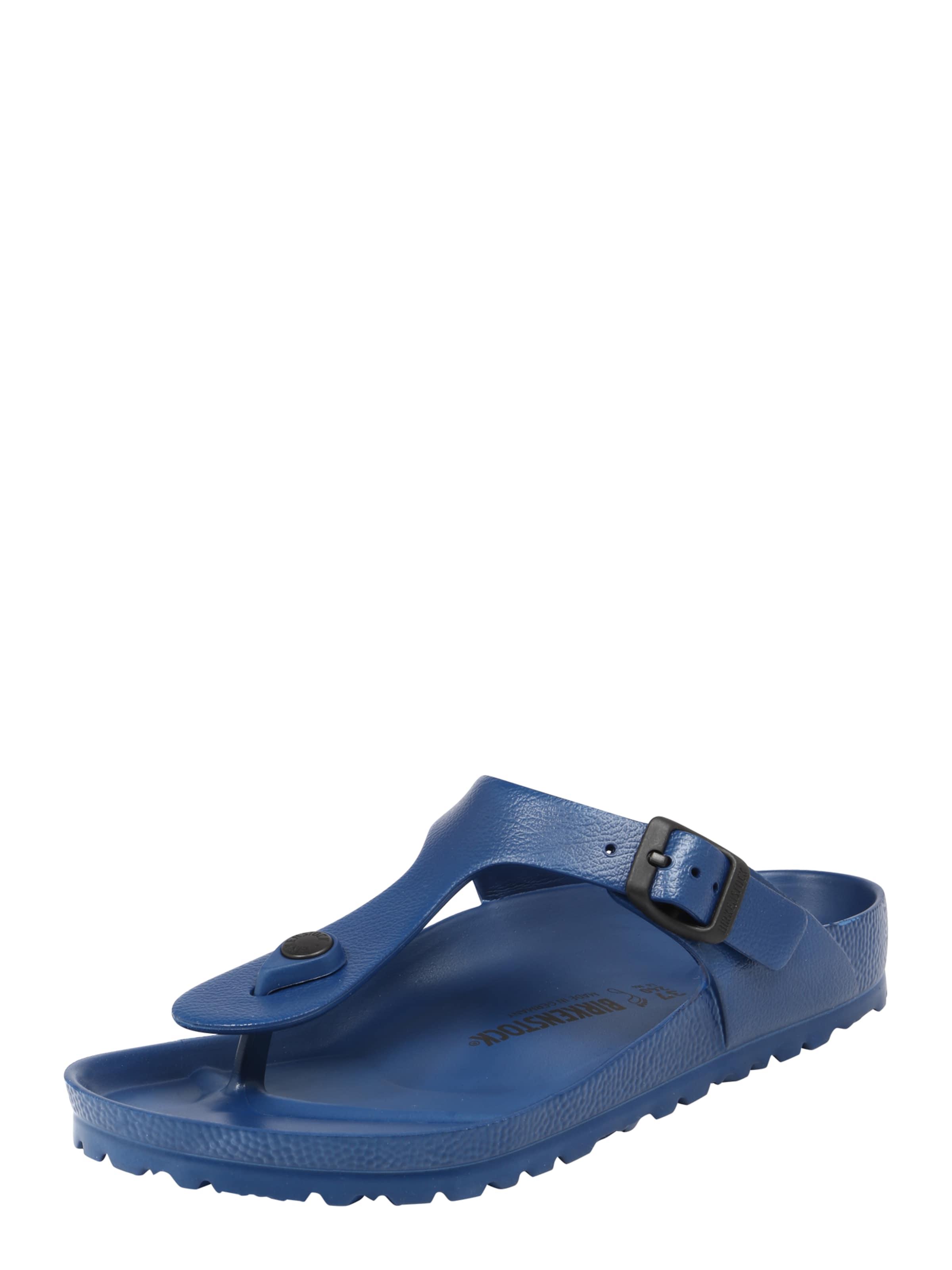 Séparateur D'orteils En Marine Birkenstock Bleu 'gizeh' T1cFJlK