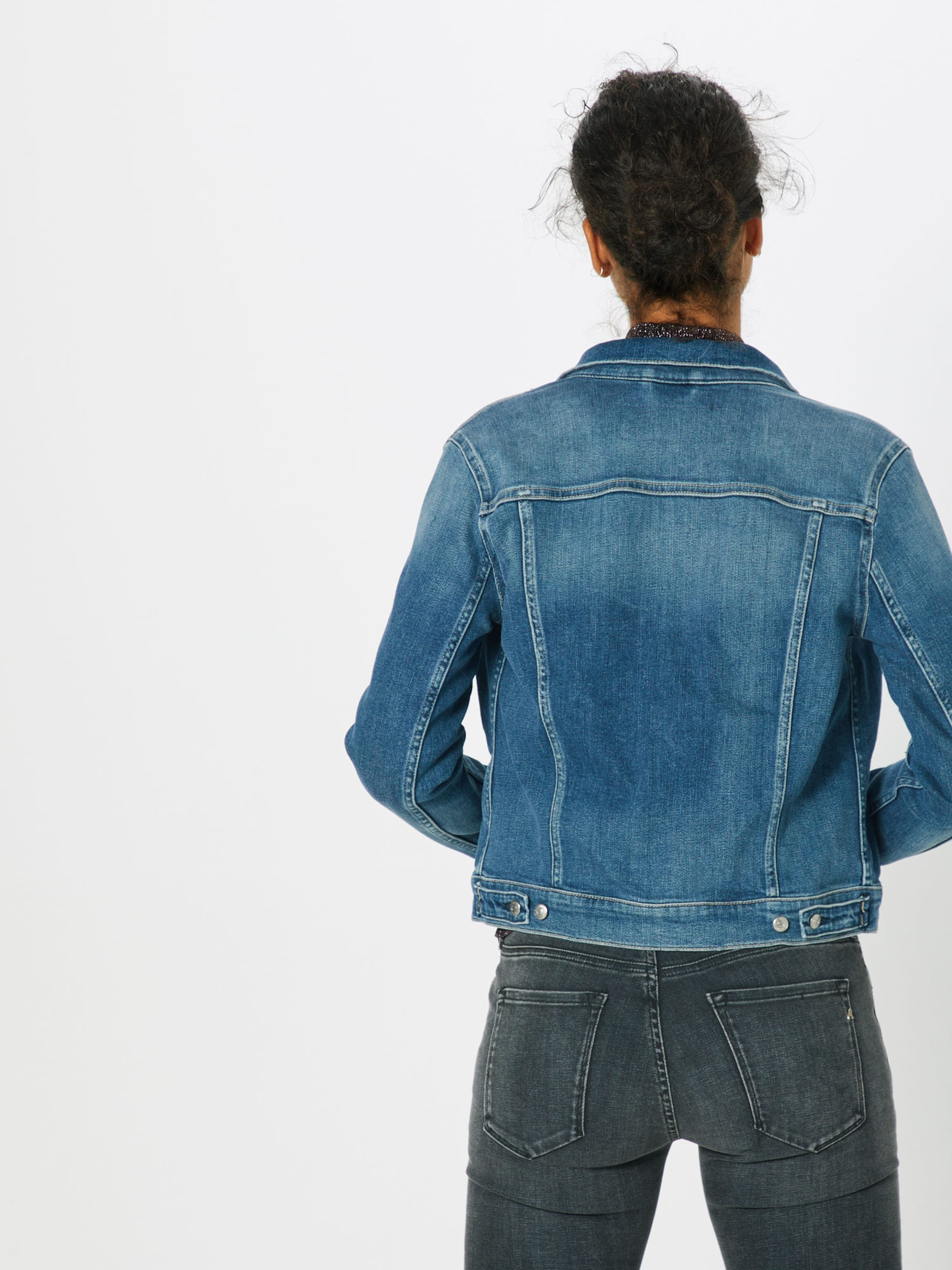 En Mi Bleu Veste Replay saison Denim Ygyf7vb6