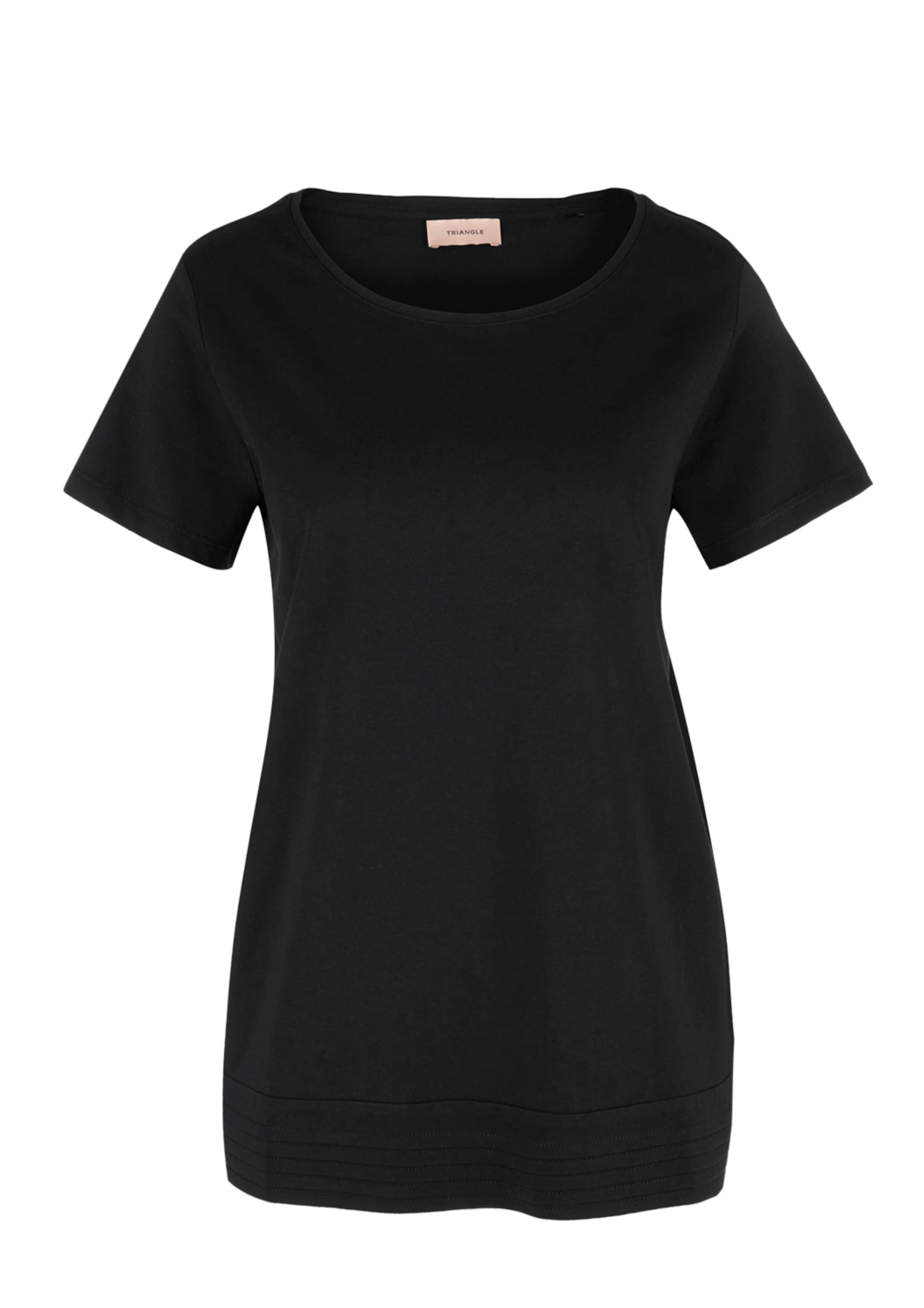 Triangle Jerseyshirt Jerseyshirt Triangle In Schwarz In f7Y6Igybv