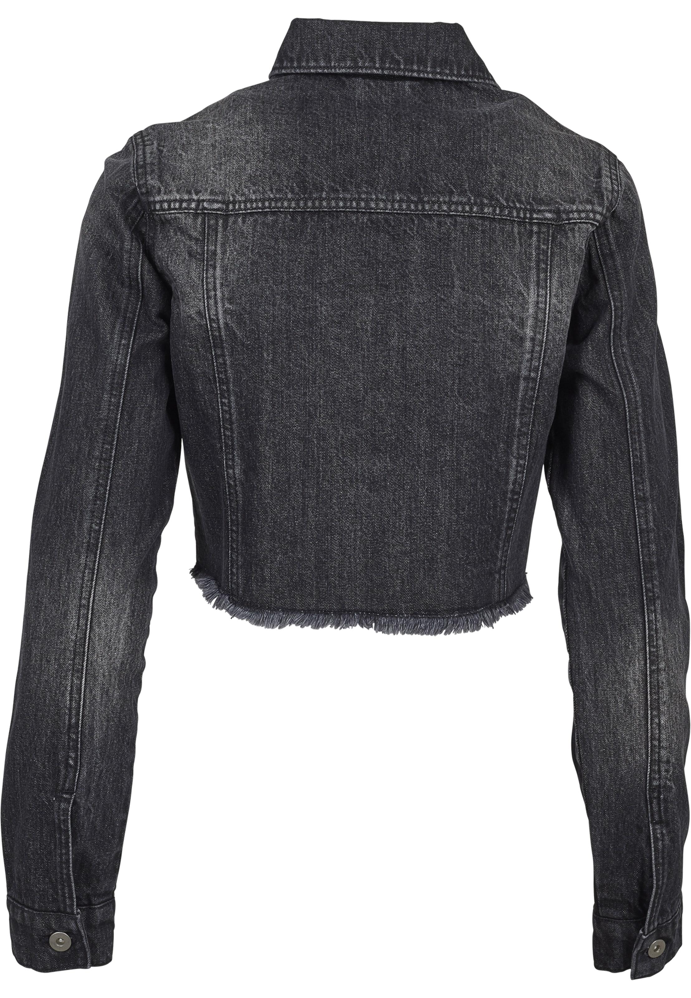 Denim In Urban Jacket Black Classics Short jL3AR54