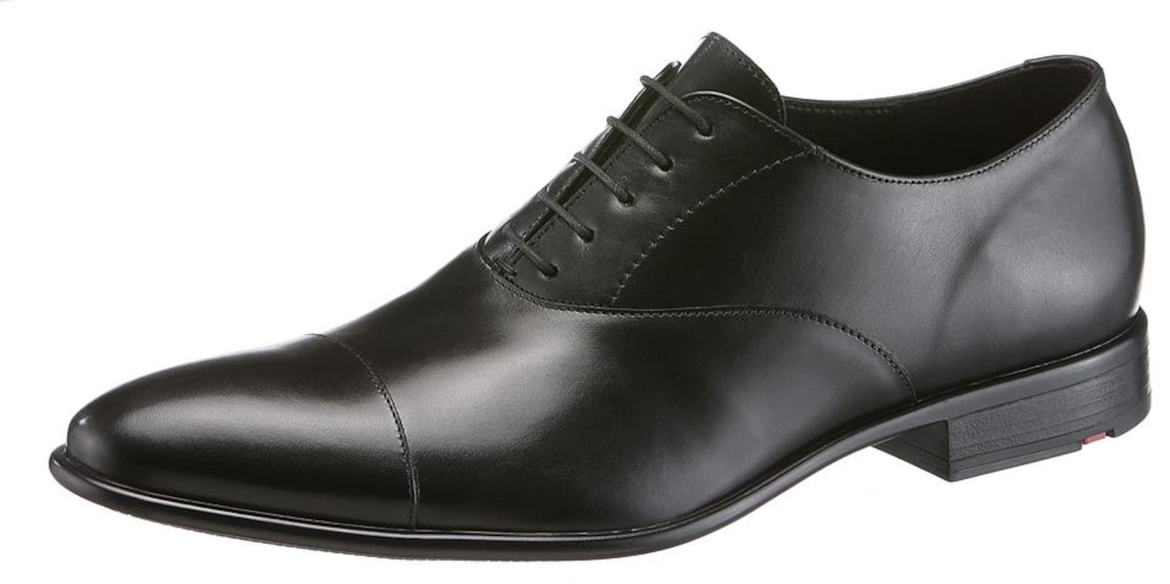 Lloyd En Chaussure À Lacets Noir 34j5ALR