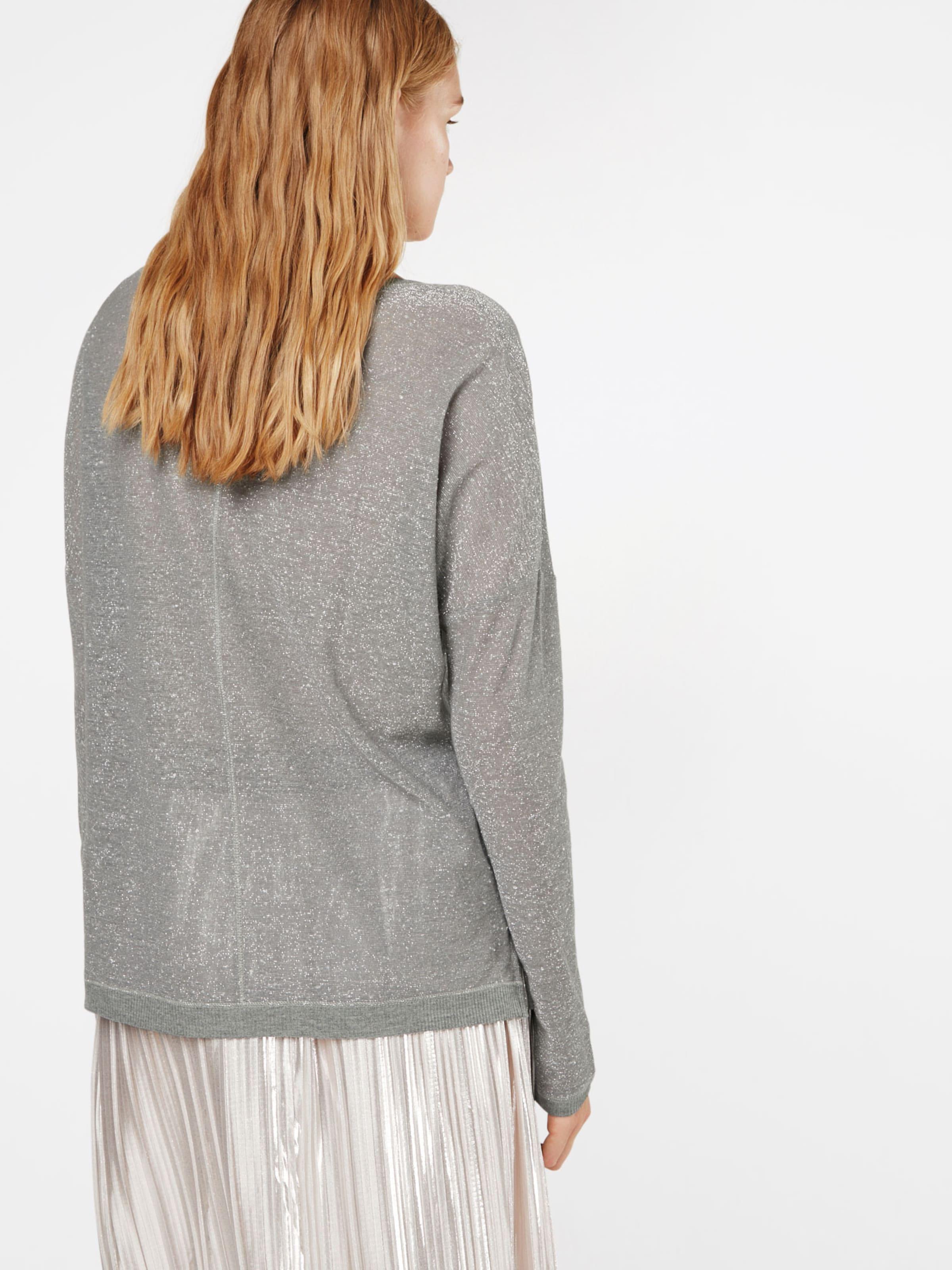 'sparkle' Silbergrau Twenty Pullover In Tees dxCoeBr