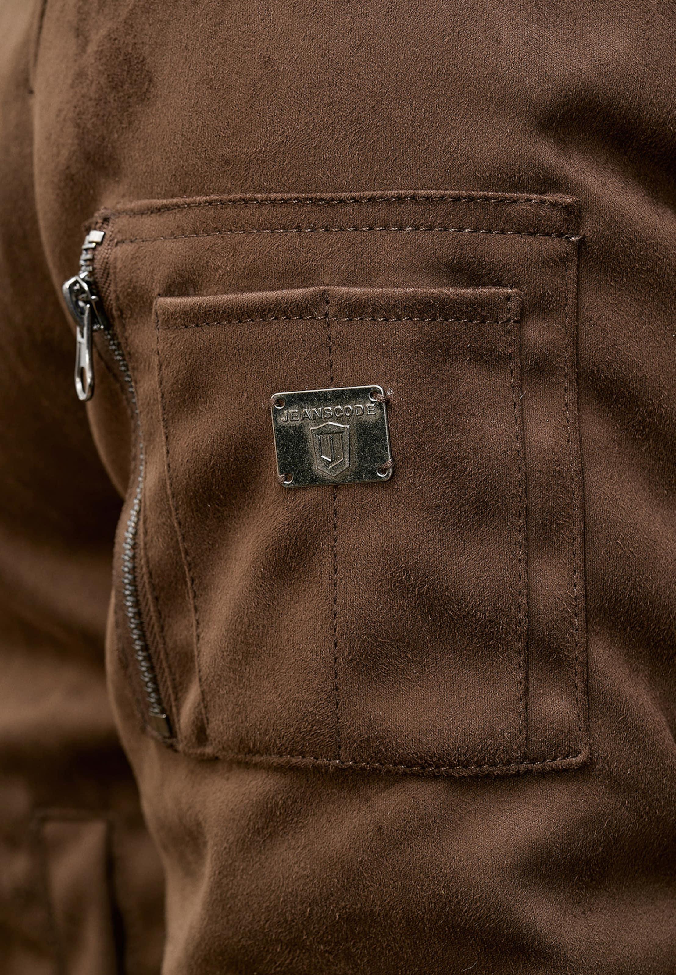 Veste D'hiver Indicode Jeans 'ladbroke' En NoirBlanc Yf76bgy