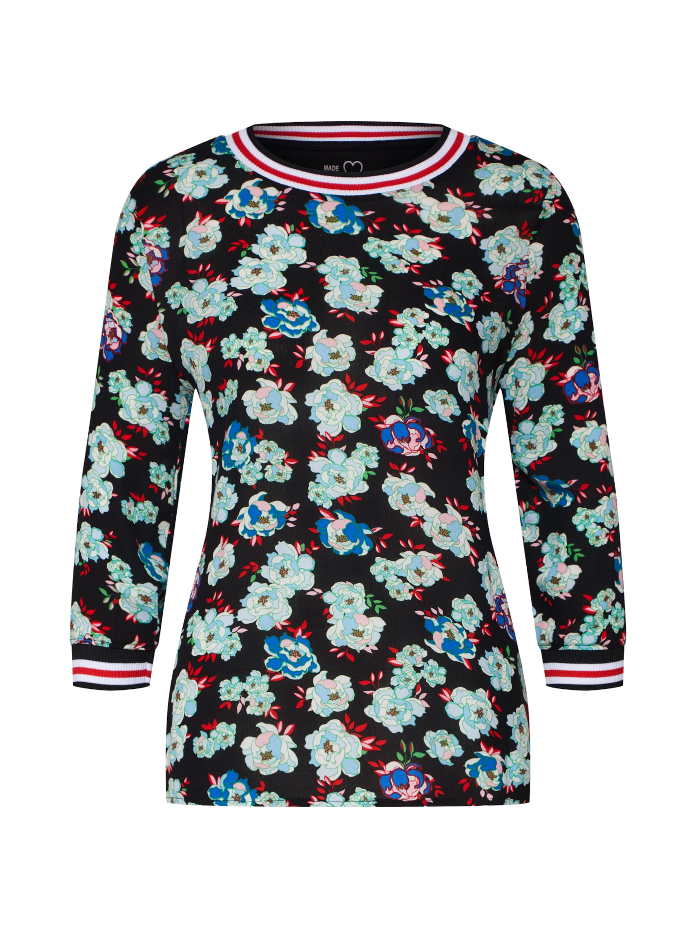 S Red shirt TurquoiseNoir Label oliver En T K3F1JcTl