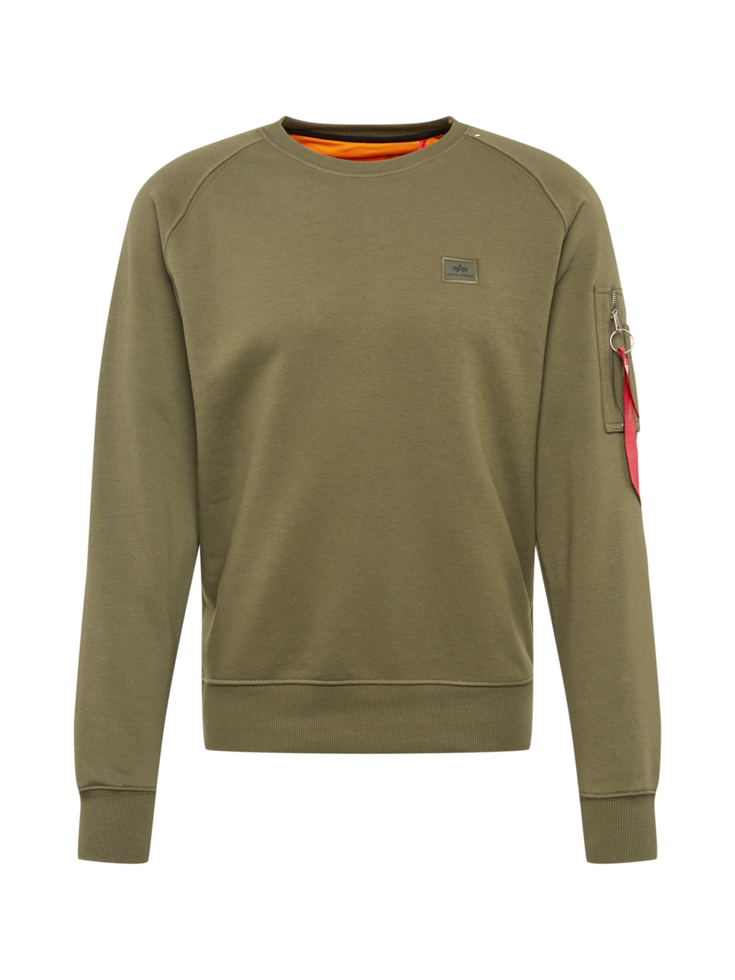Industries En Alpha Sweat shirt Noir ARj345L