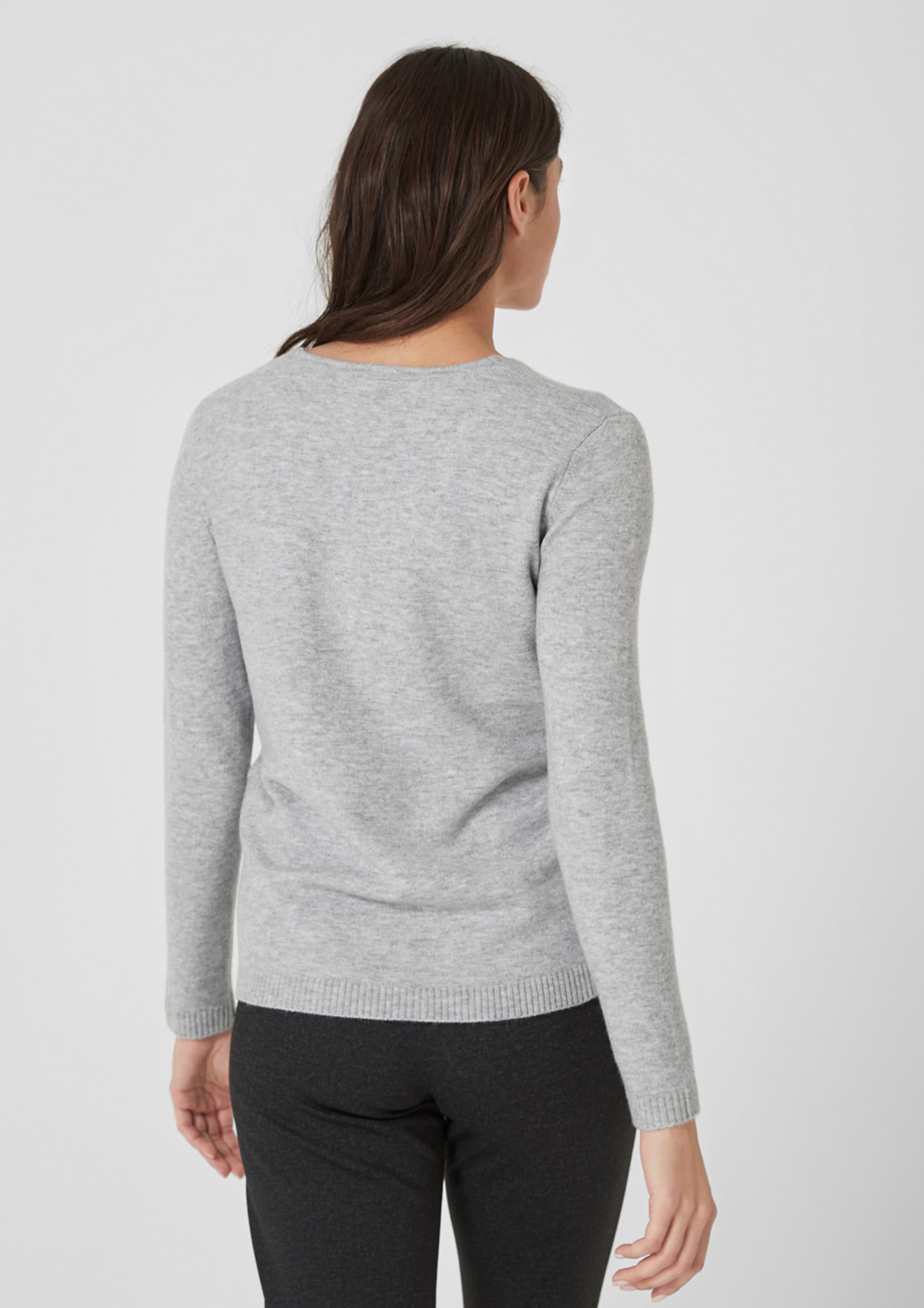professional sale performance sportswear 50% price S Black oliver Feinstrickpullover In Label Graumeliert nwO8k0PX