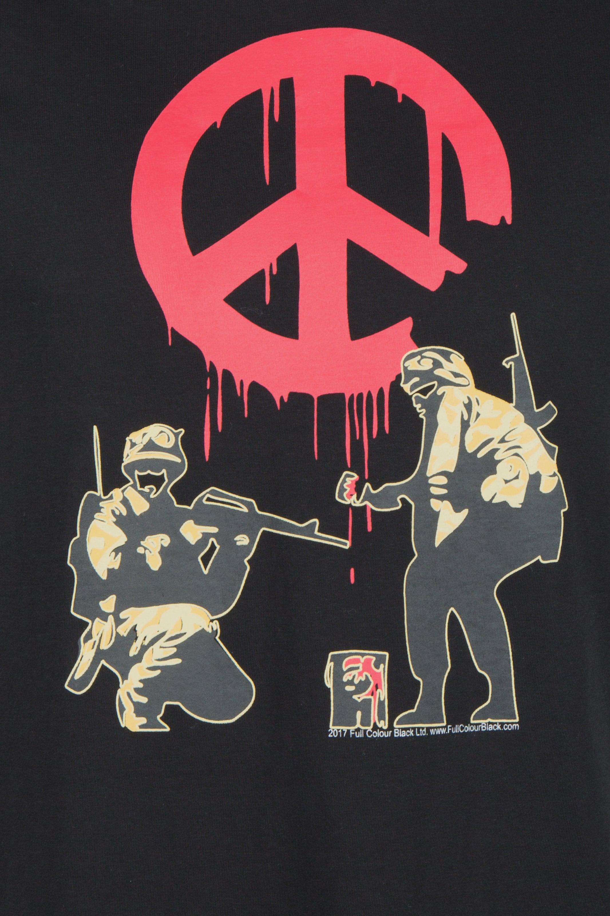 'brandalised Homebase' shirt By T Homebase En BleuMarine Foncé DWEH29IY