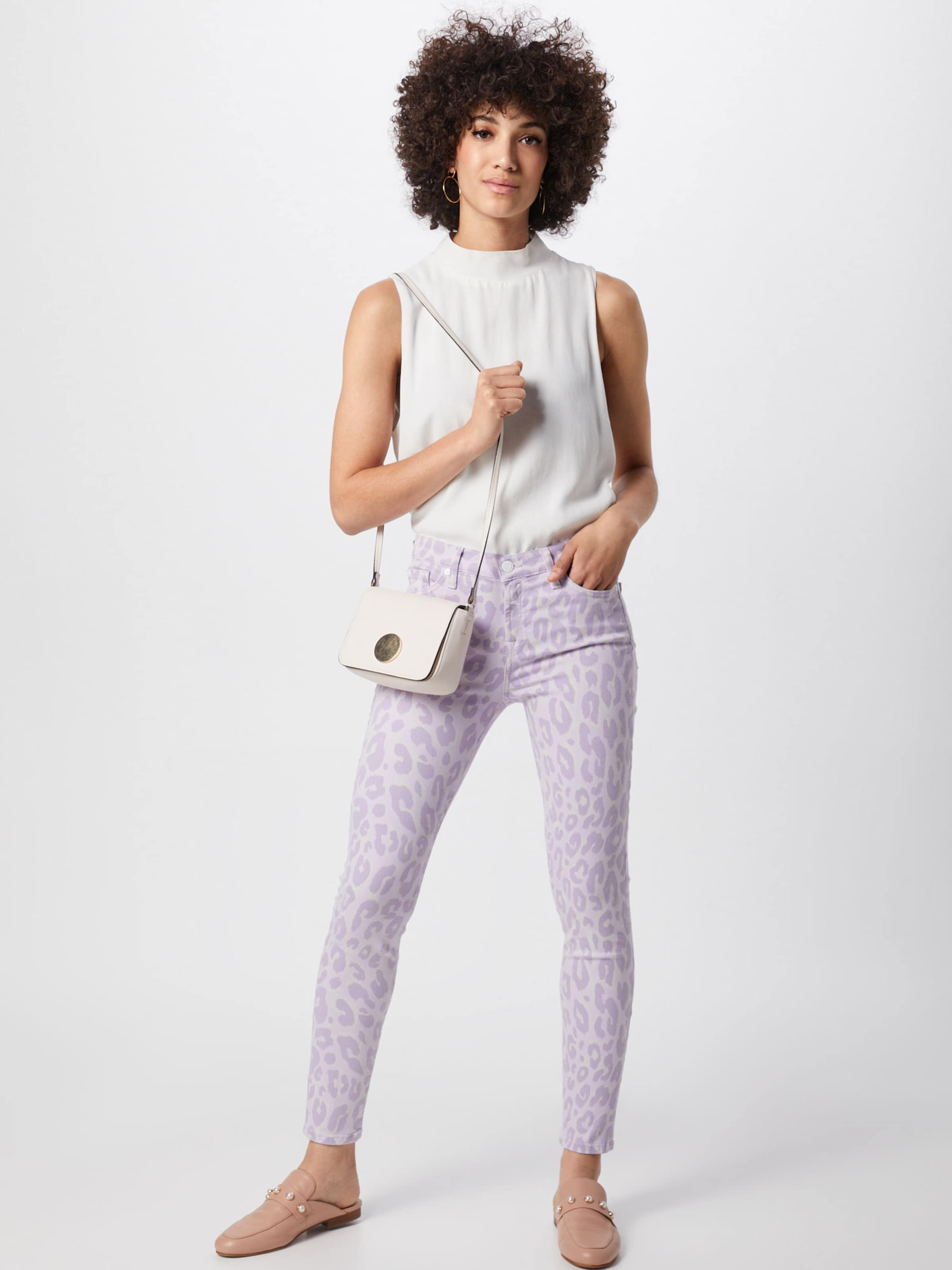 For Jean En 7 'the All Mankind Skinny Violet Crop' WEDH2I9