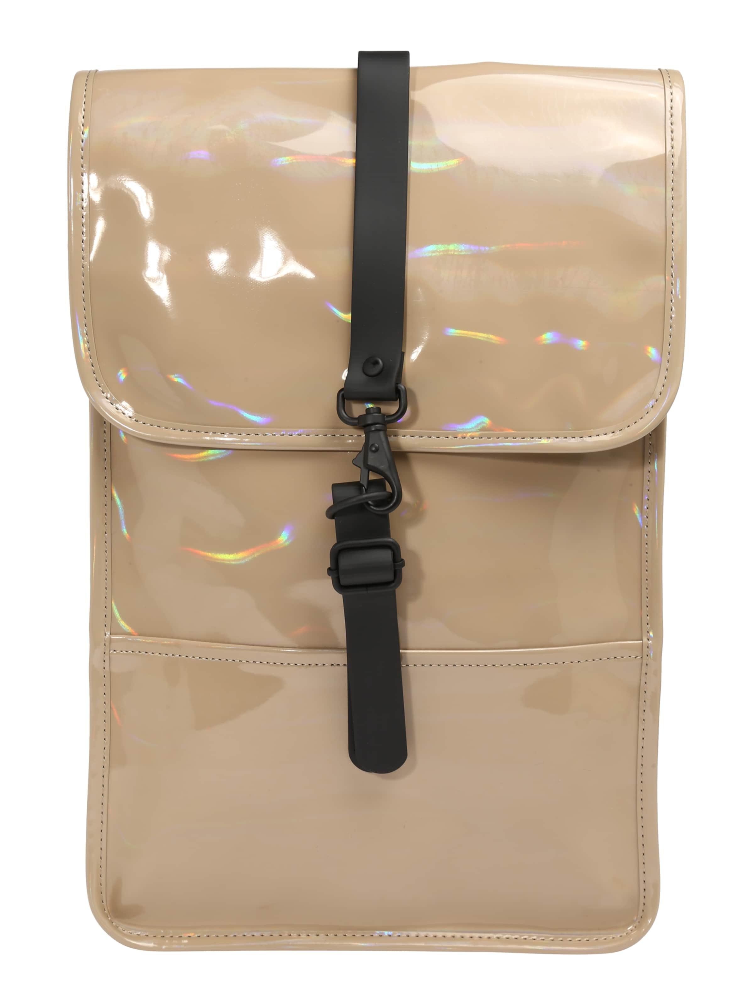 Beige Backpack 'holographic Mini' Rains Sac En Dos À ZuiOXPk