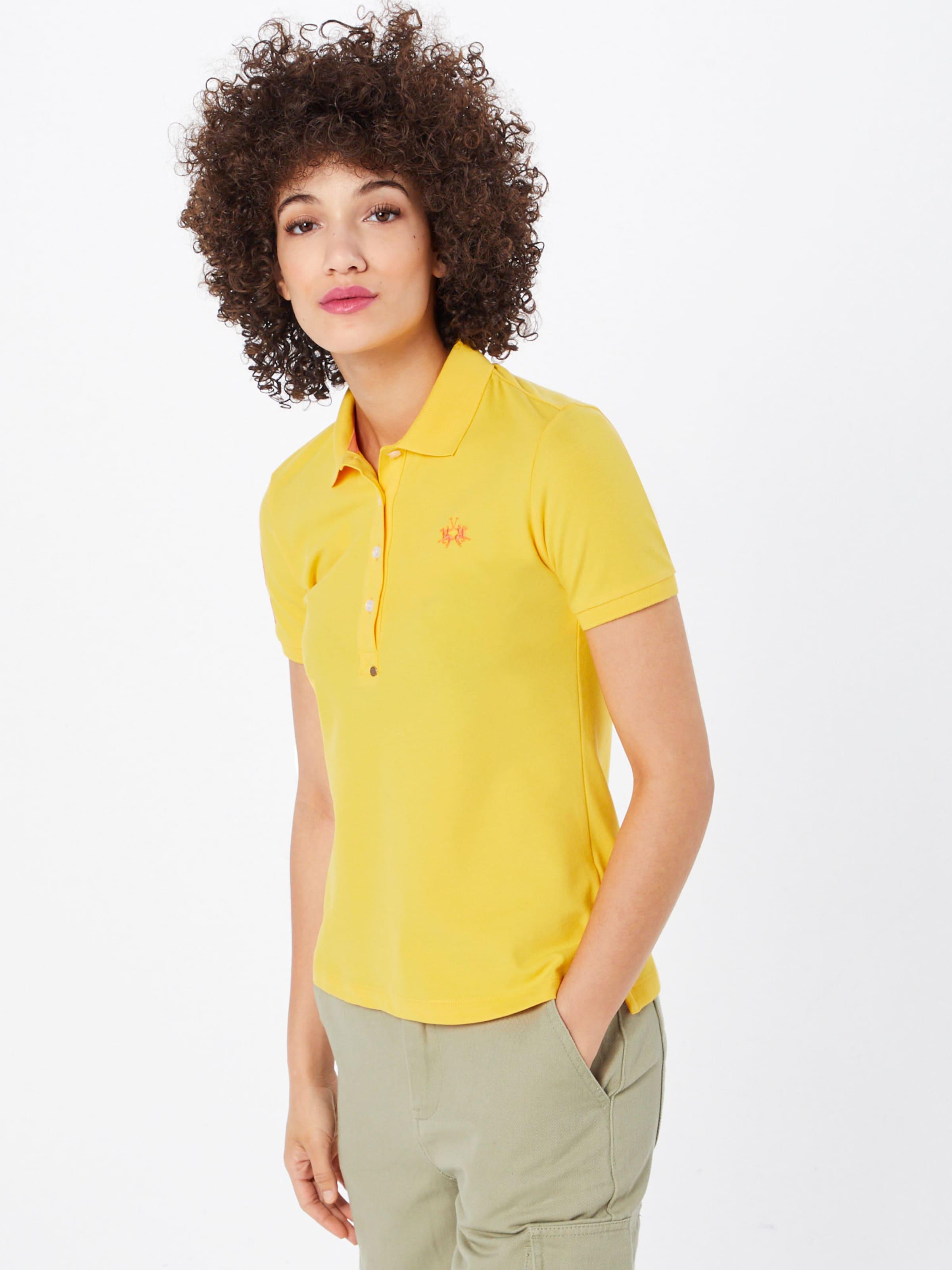 shirt Martina 'woman Polo En La Blanc Stretch' Piquet T yfgb6Y7