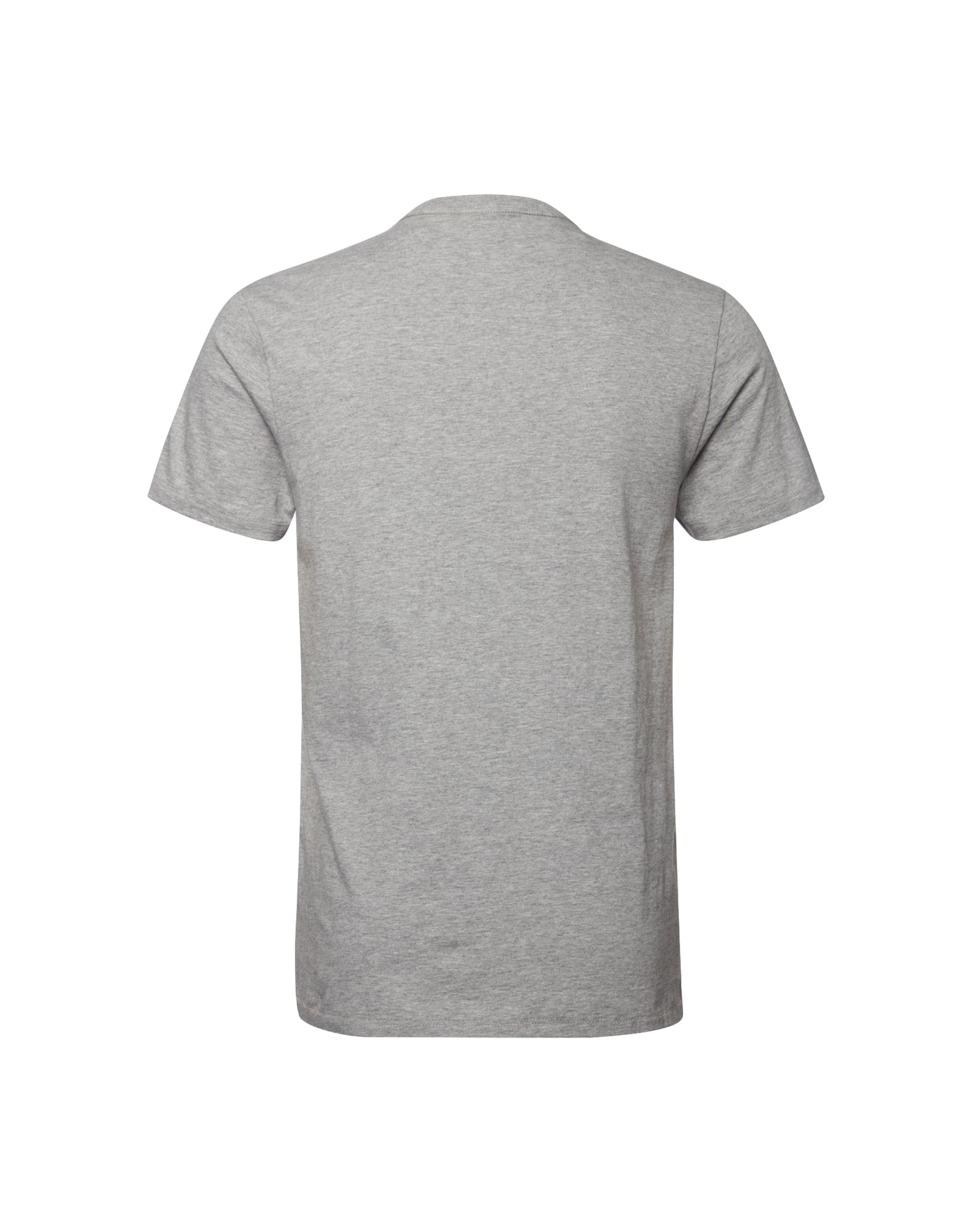 shirt BleuGris T En Chiné Levi's Rouge WH9ED2IY