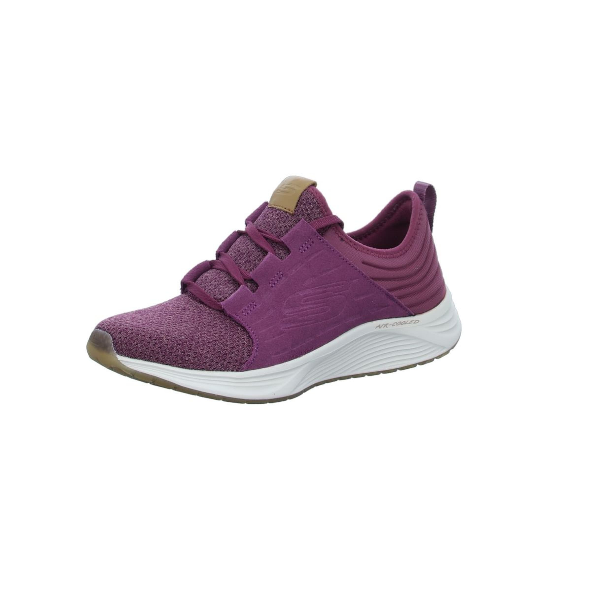 skyline' Laag Skechers Mw8pyvo0nn Bourgogne Sneakers In