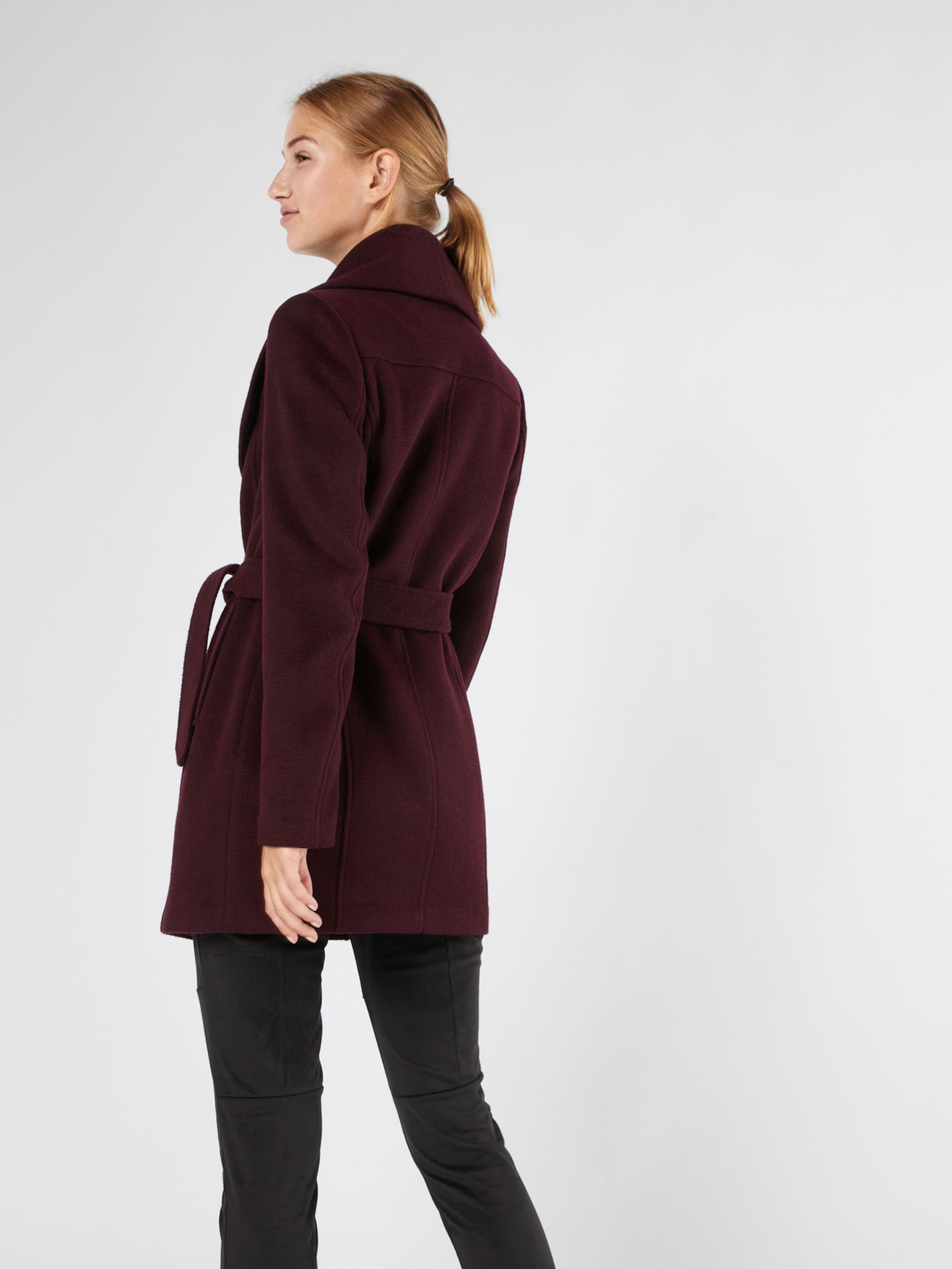 Mantel About In You 'emmely Bordeaux gbf76yY