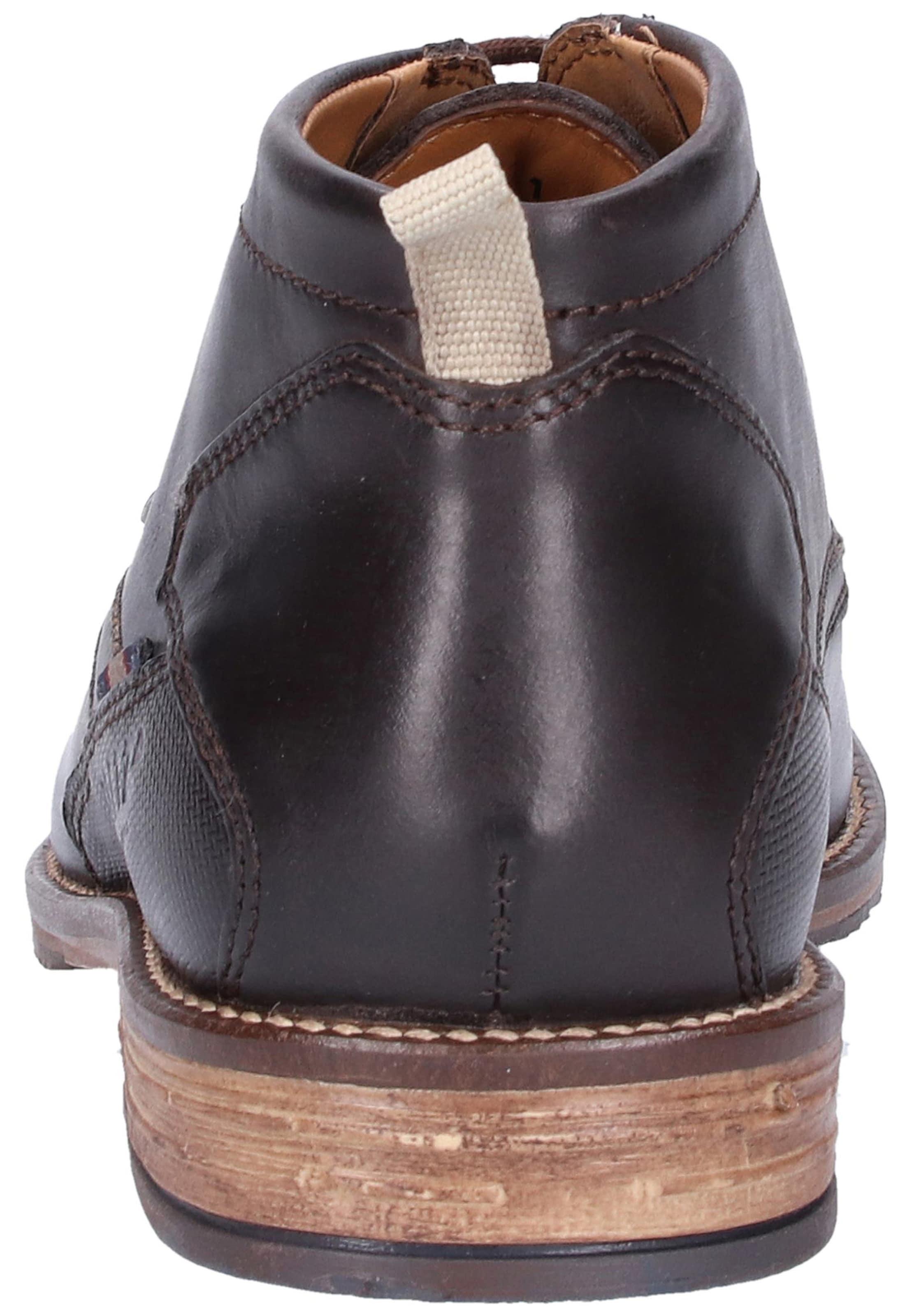 Fretz Men Marron Chaussure En À Lacets X8nP0wkNO