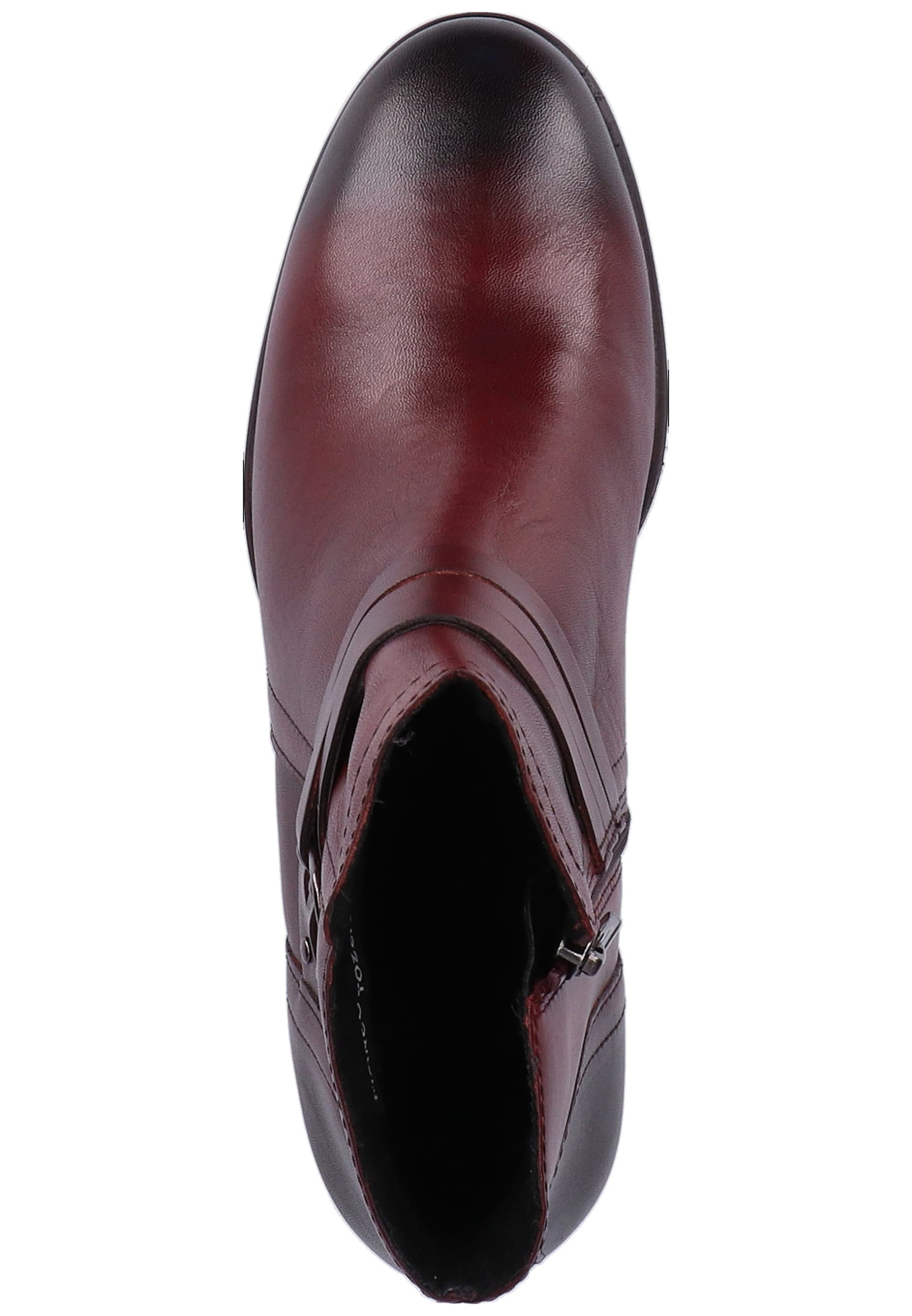 Bordeaux Marco En En Tozzi Marco Bordeaux Bottines Tozzi Bottines Jl1KTFc