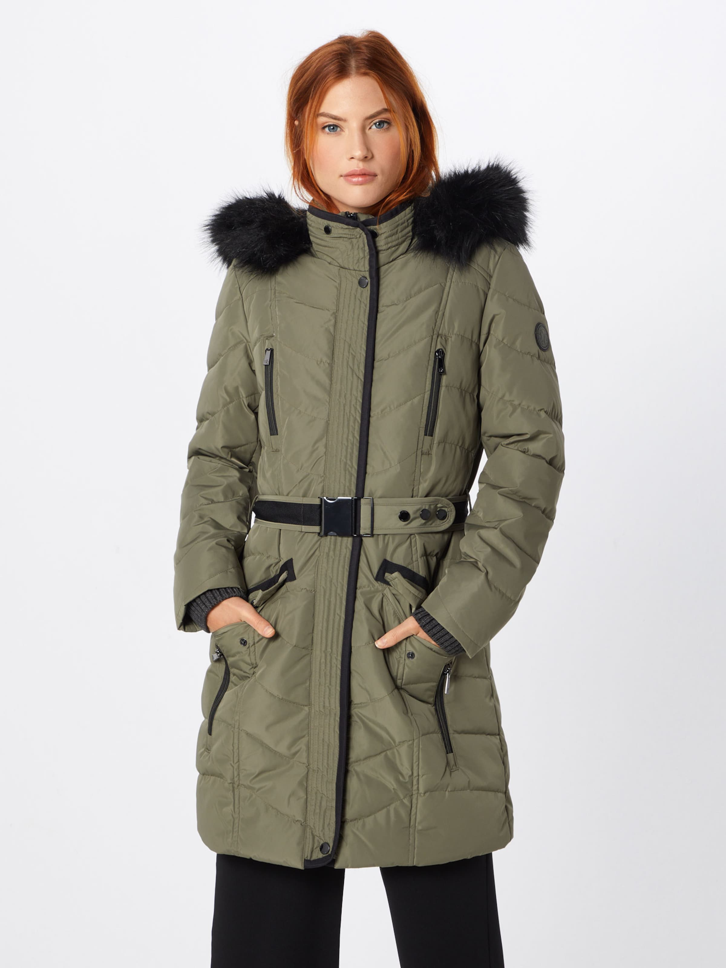 Red oliver En D'hiver Label S Manteau Kaki jA54R3L