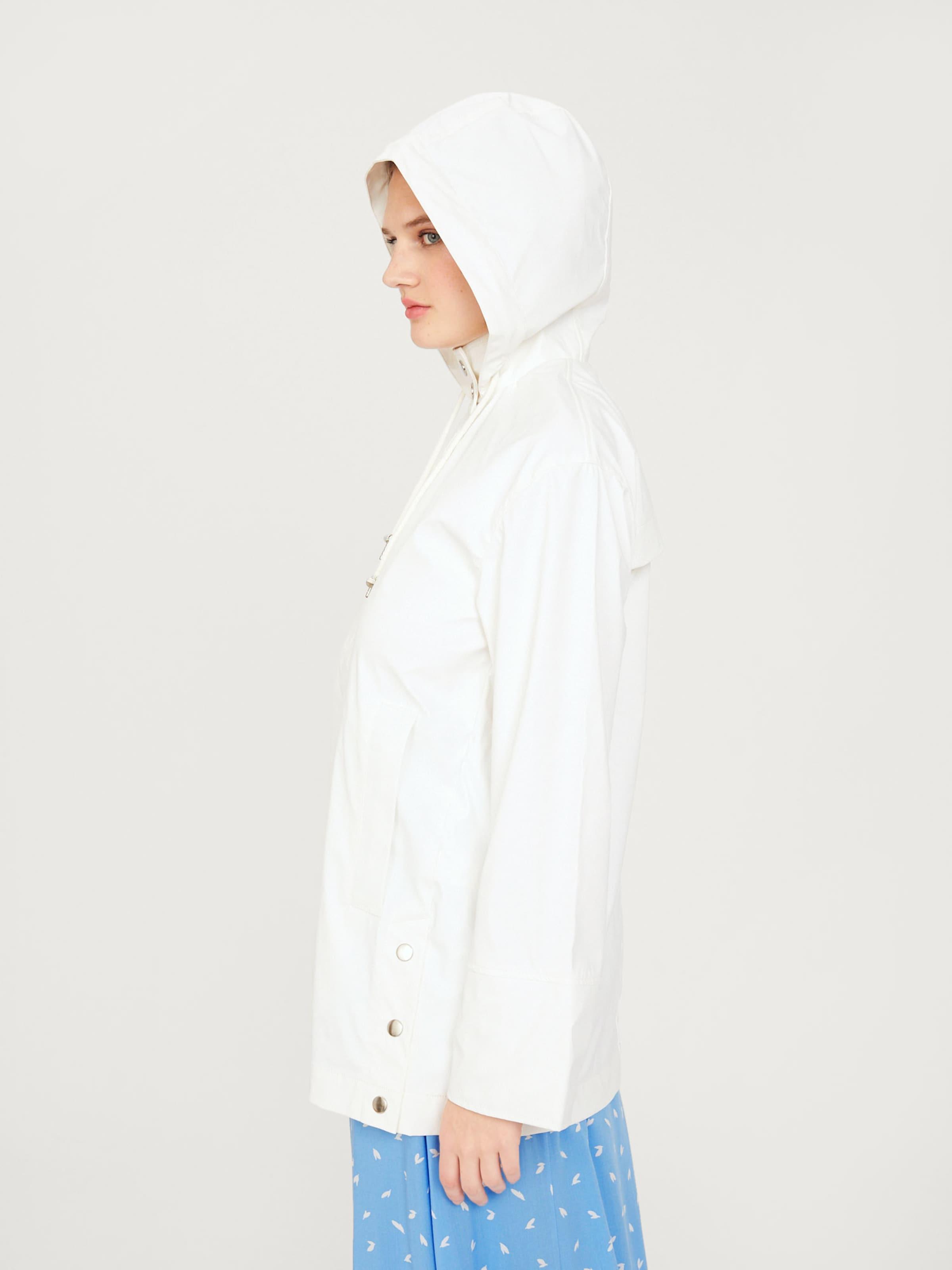 'nahla' Edited Veste Fonctionnelle Blanc En eE9IbH2DYW
