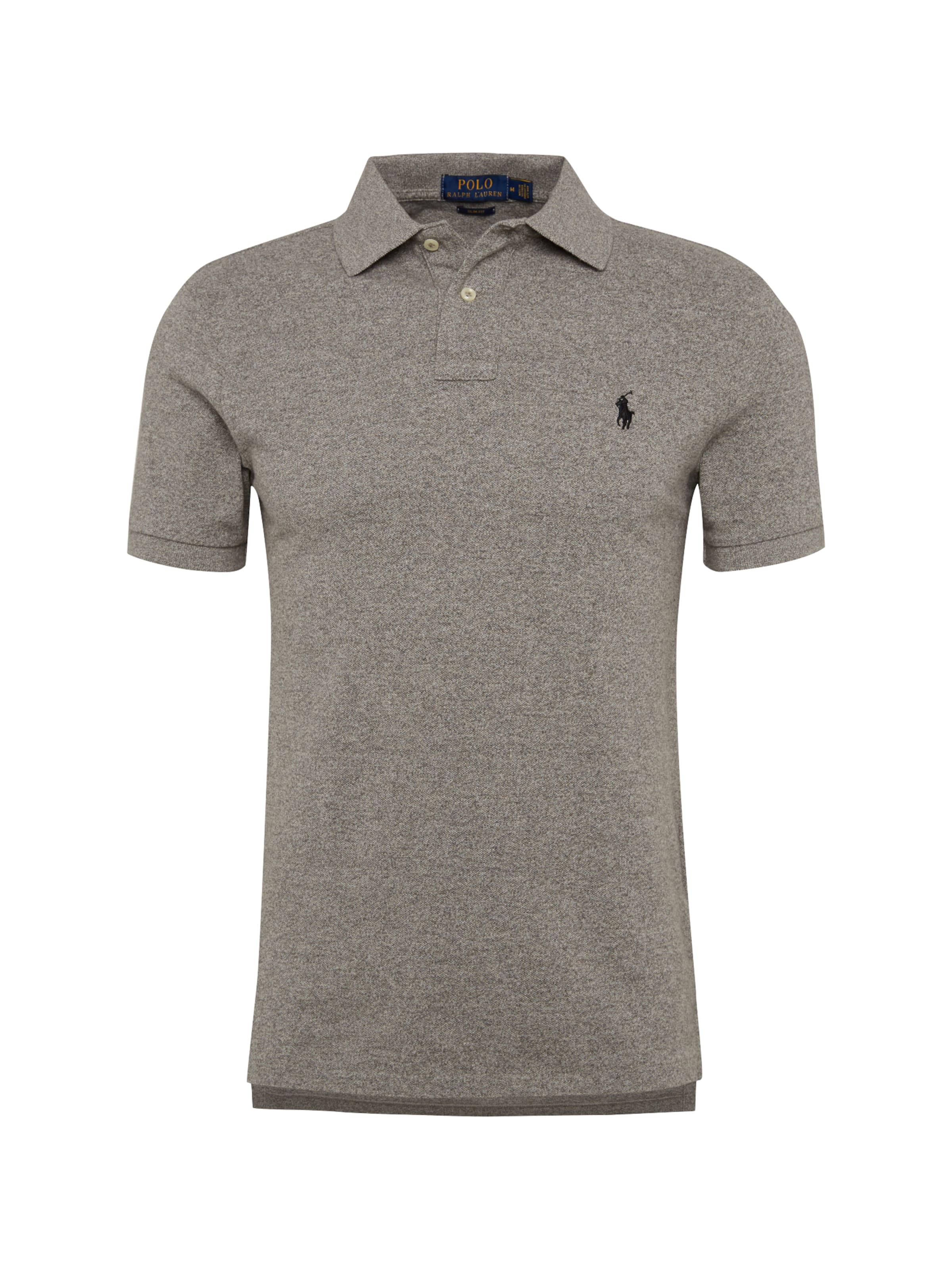 knit' Fit short Polo En Lauren Blanc Sleeve Ralph shirt 'ss Slim T l3FT1JcK