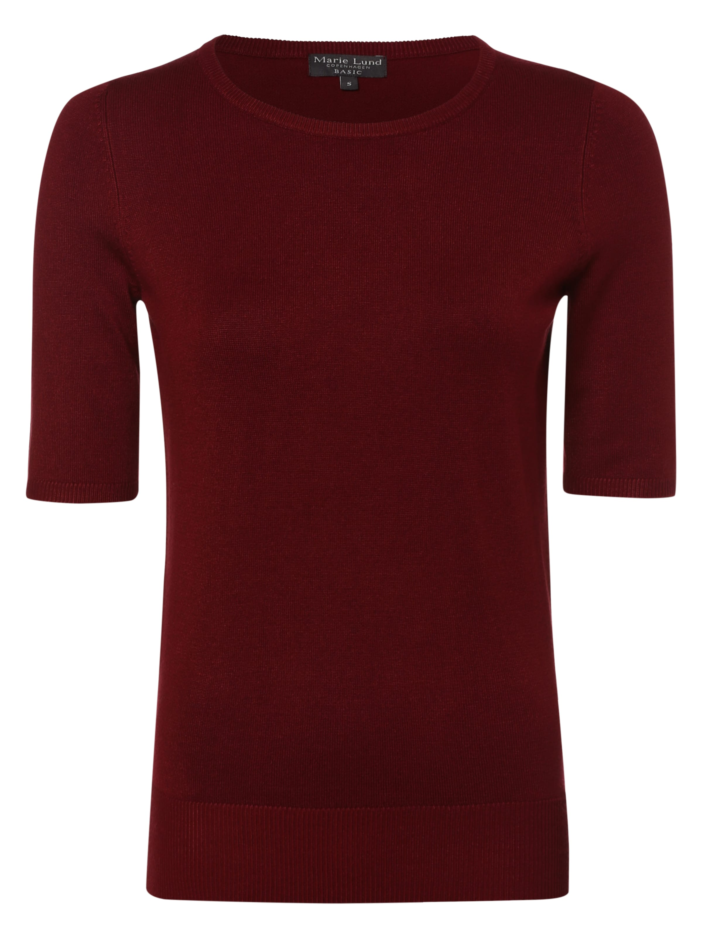 Marie Pullover In Merlot Pullover Lund Marie In Lund Lund Merlot Marie Pullover VzpLUMqSG