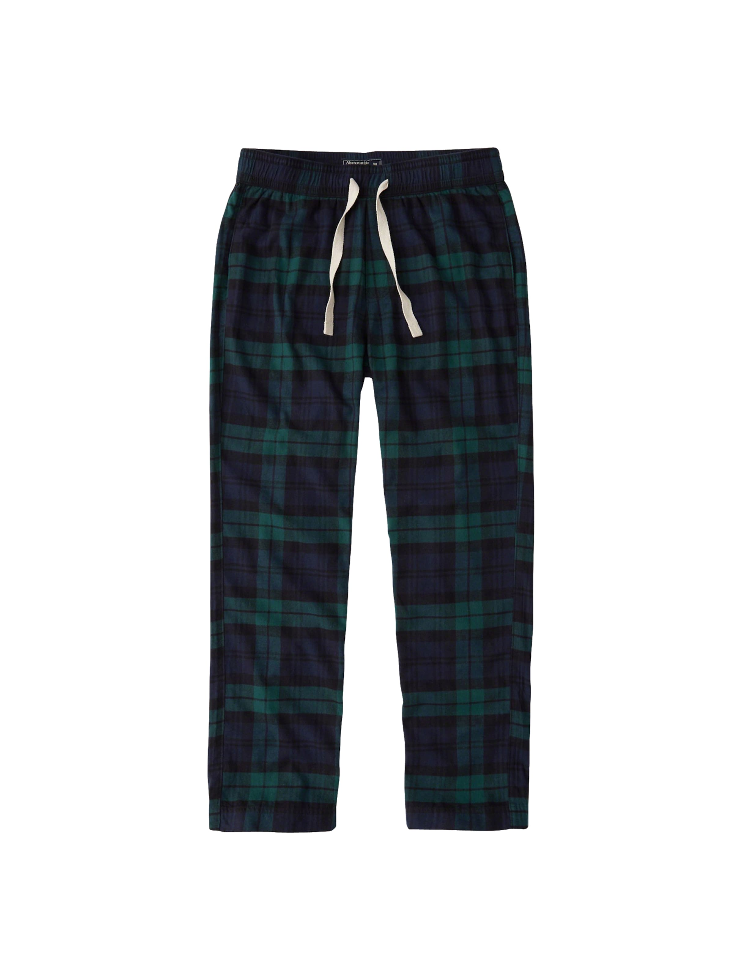Pyjama Pant 5cc' Pantalon Abercrombieamp; En FoncéNoir 'xm18 Rouge De Sleep Fitch classic wX0kP8nO