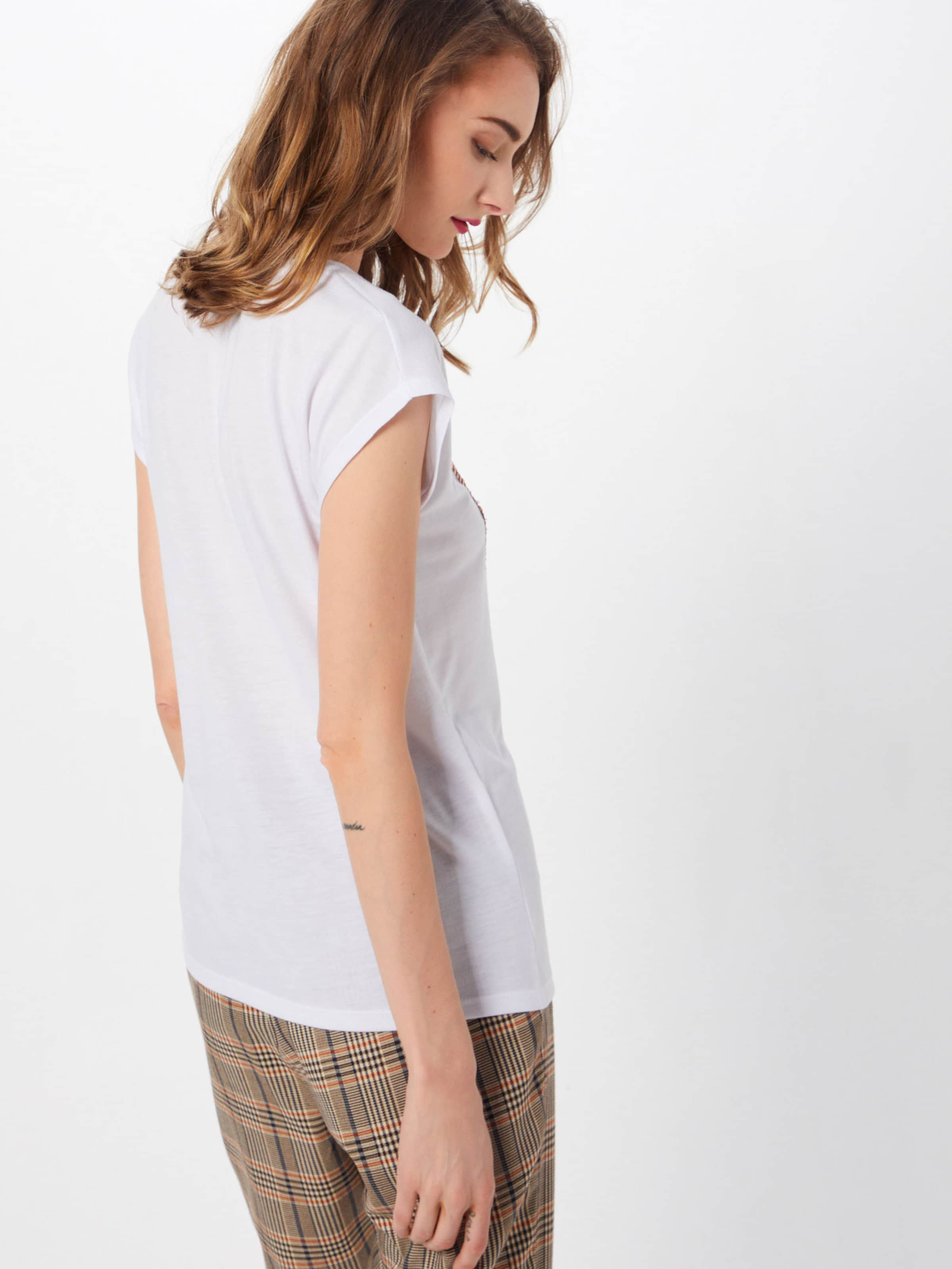 En 'perfect' T BronzeWeiß shirt Hailys kP8nO0w