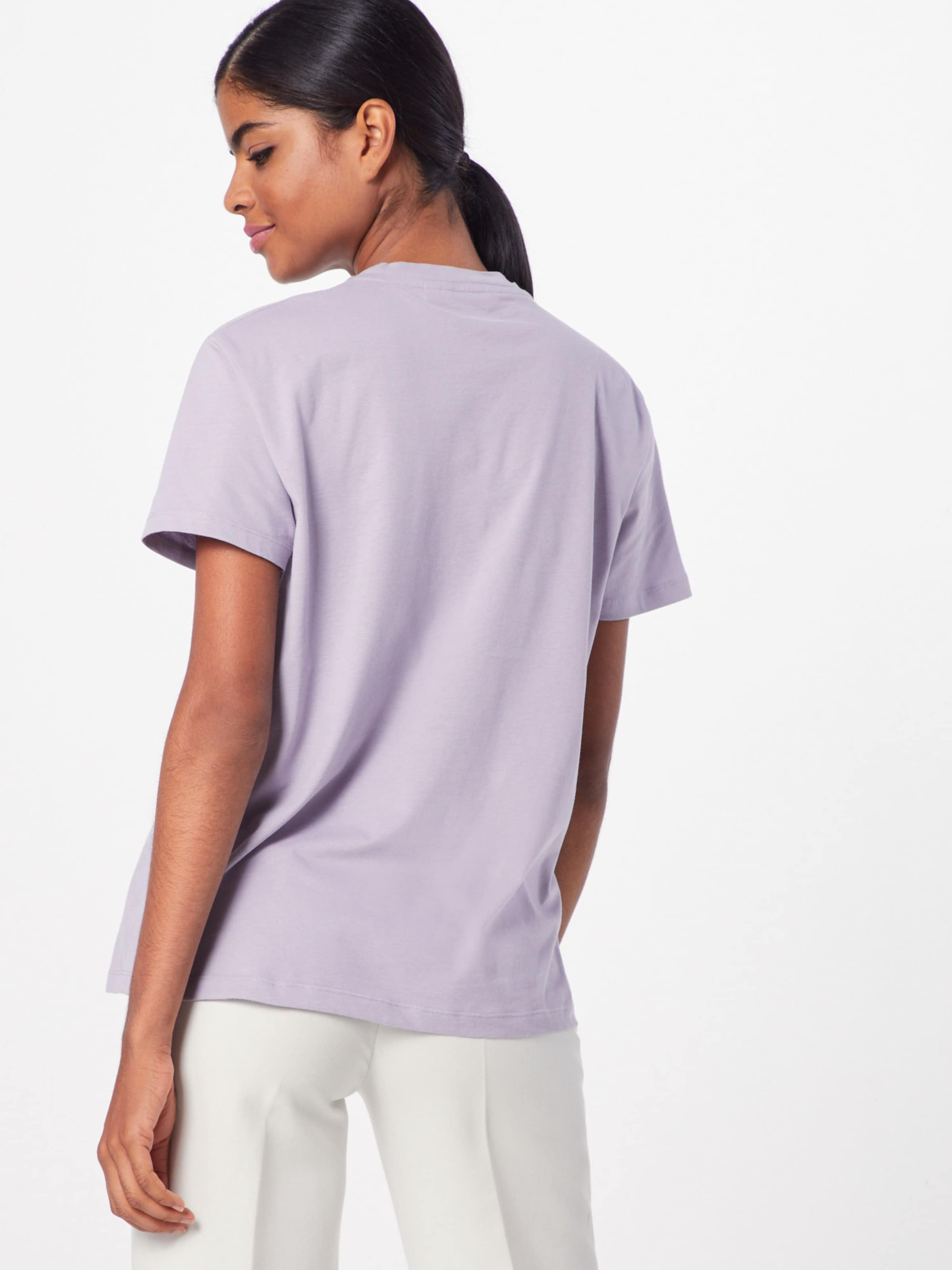 En Basic 'rikke shirt Tee Lilas Calm' Apparel T XOP80knw