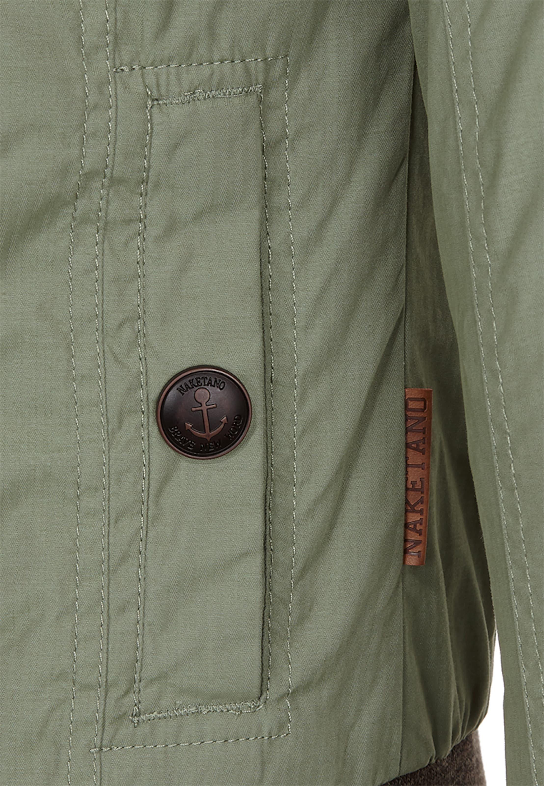 BraunPastellgr��n Naketano Jacket Schnappp' In 'schnipp PNXZnO80wk