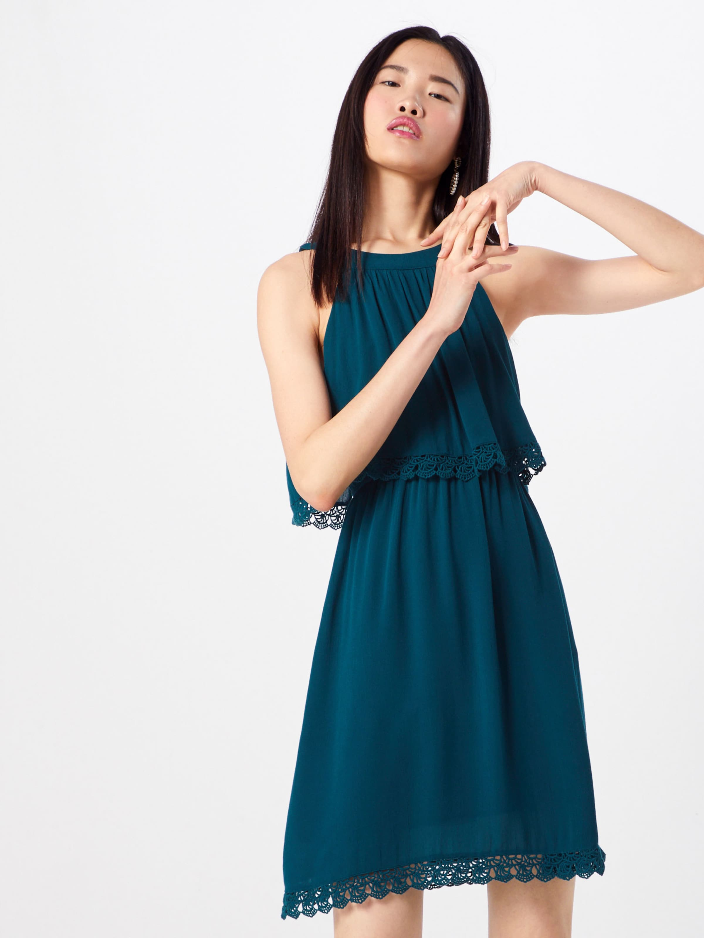Denim D'été Lace' Robe Saumon Tom 'mini Dress Tailor En Crochet Rj435AqL